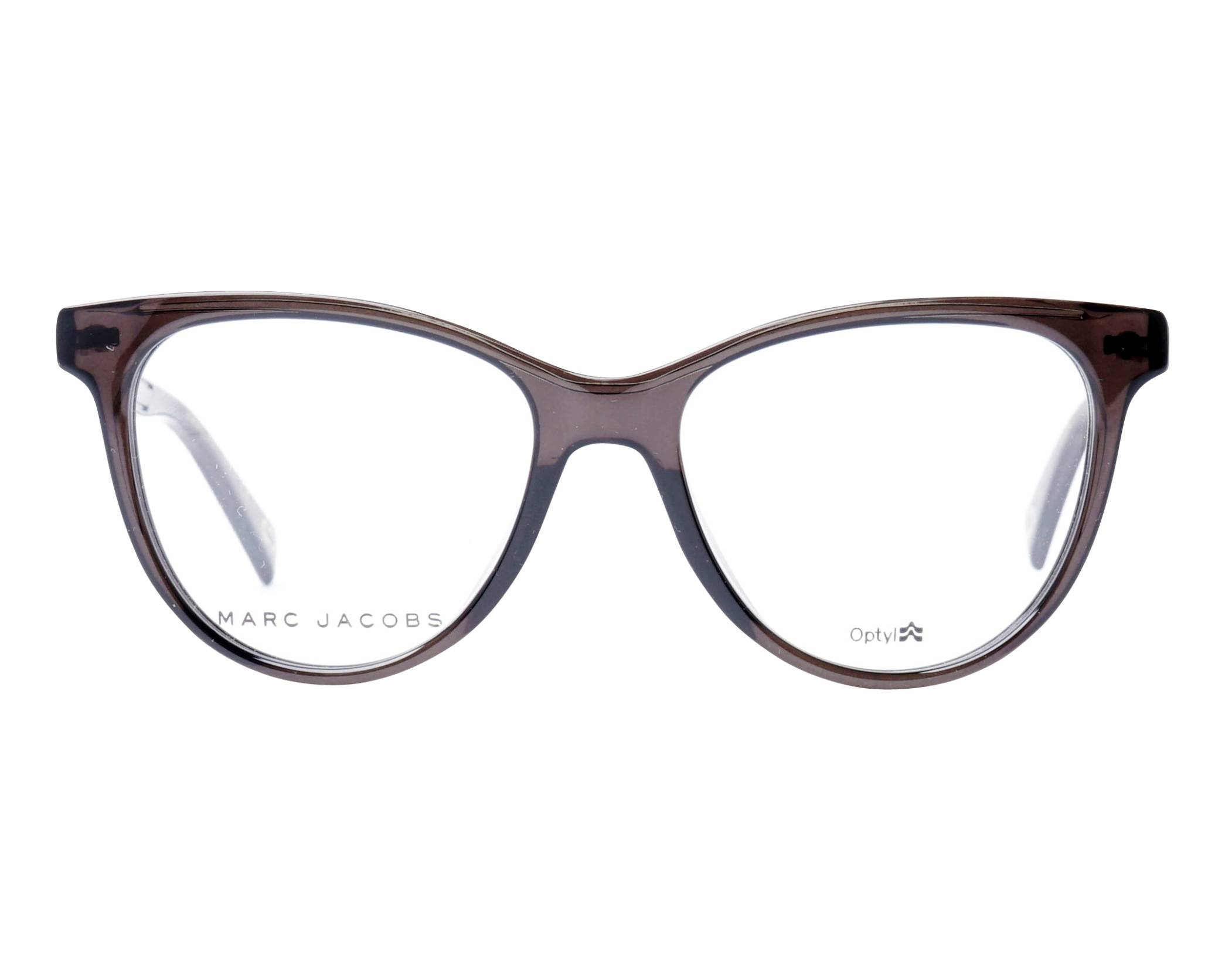 eyeglasses Marc Jacobs MARC-323-G KB7 52-17 Grey Grey front view bb9e20b7502
