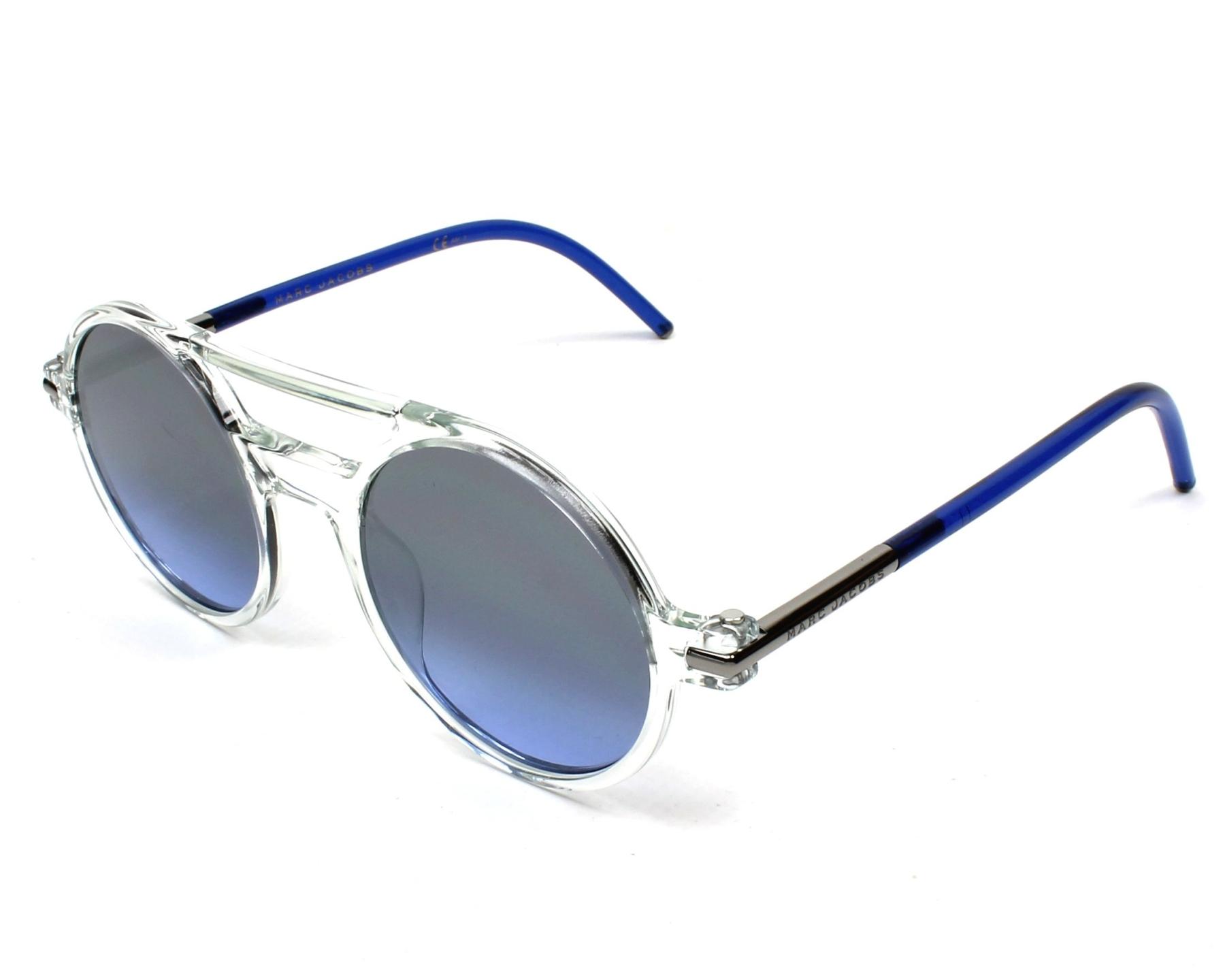 745ffb757c Sunglasses Marc Jacobs MARC-45-S TMD I5 48-21 Crystal Blue