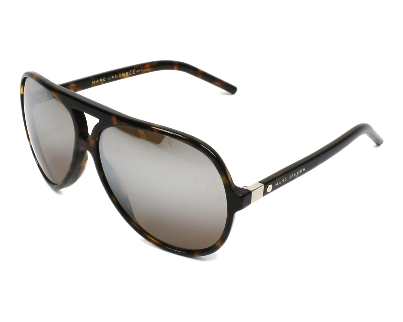 7bf0f72876e0a Sunglasses Marc Jacobs MARC-70-S 086 36 60-13 Havana profile