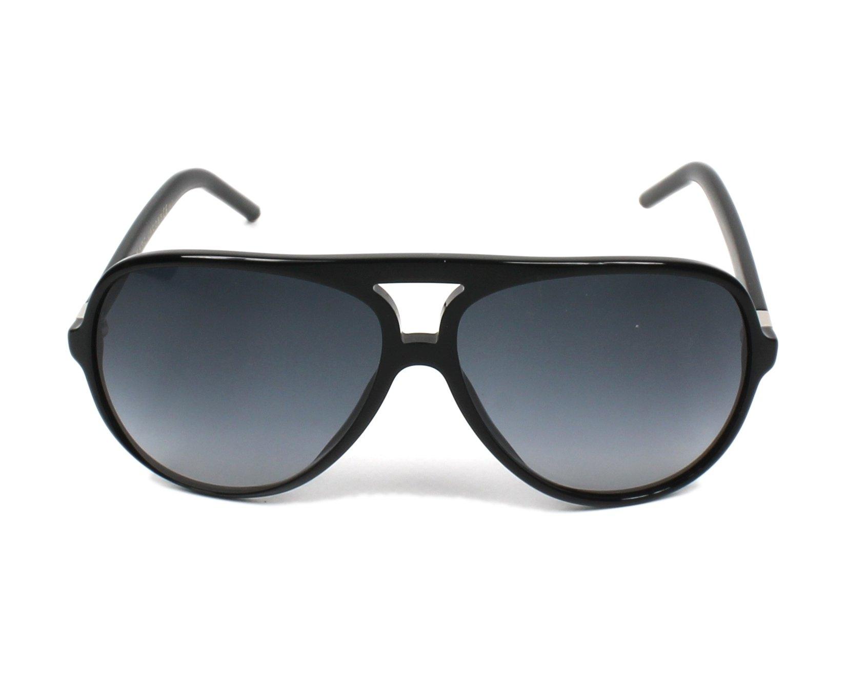 0f8f6a2a20332 Sunglasses Marc Jacobs MARC-70-S 807 HD 60-13 Black front
