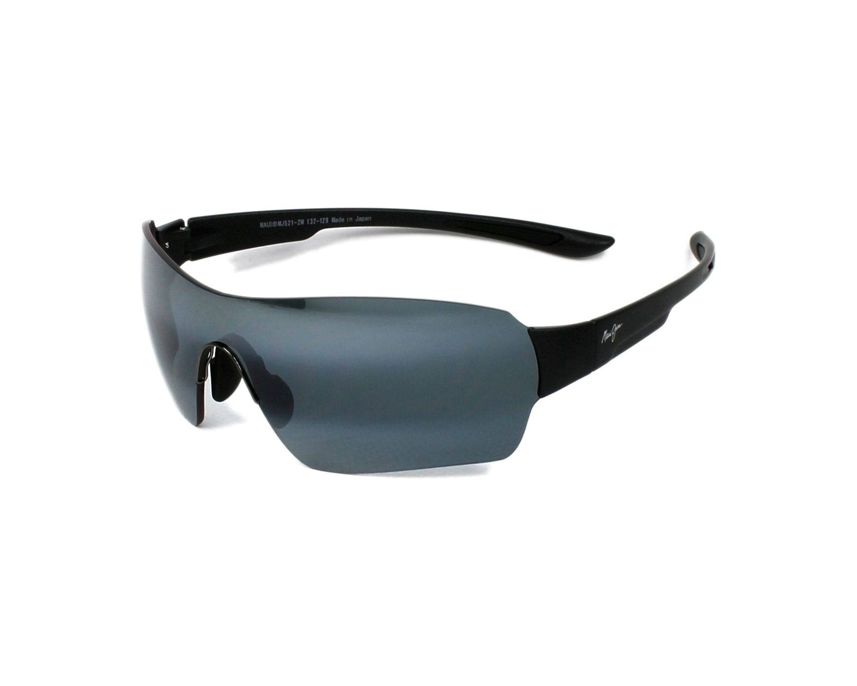 fb4bb90d009 Sunglasses Maui Jim 521 2M - Black profile view