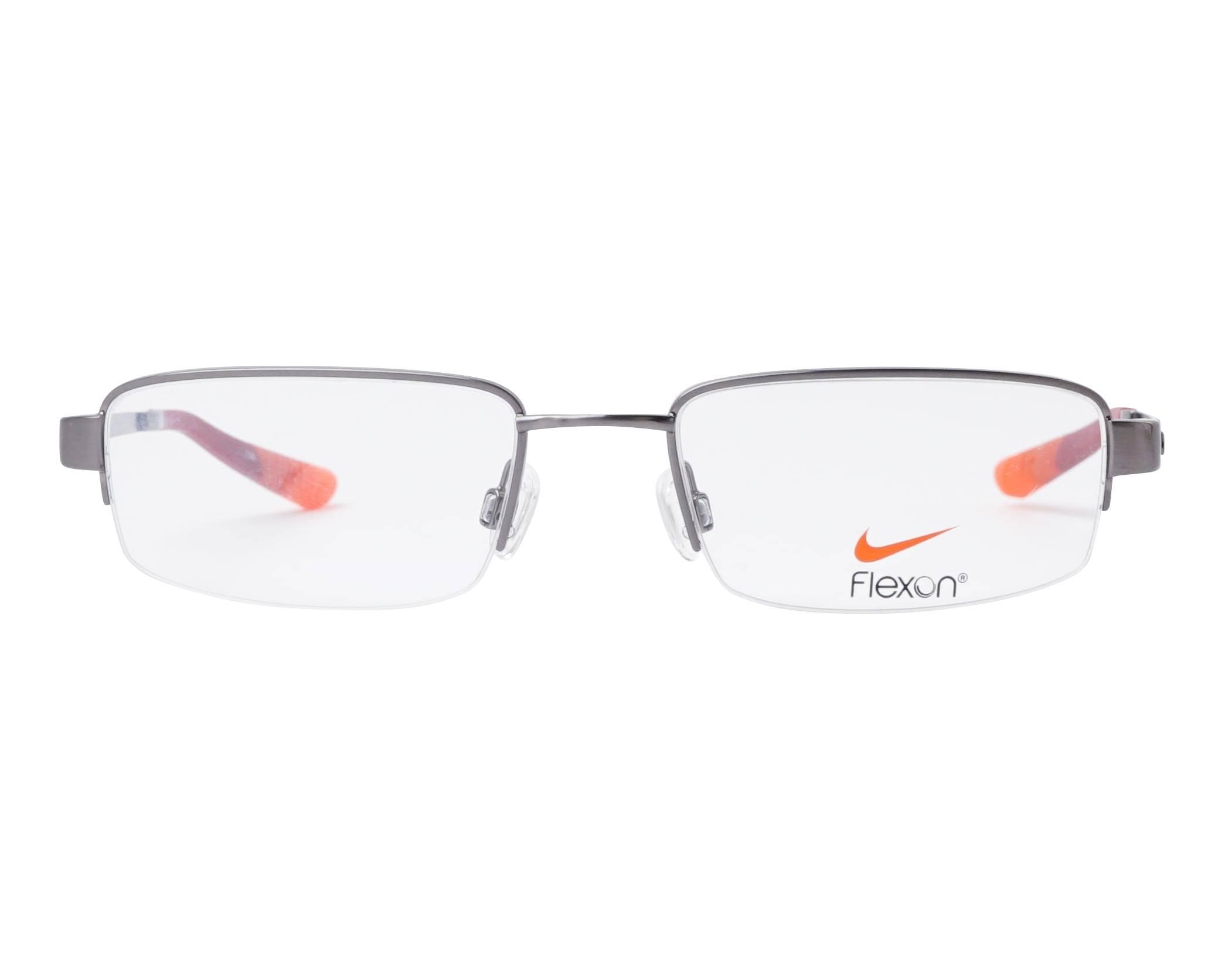 de3a0d2cdefd eyeglasses Nike 4271 035 51-19 Gun front view