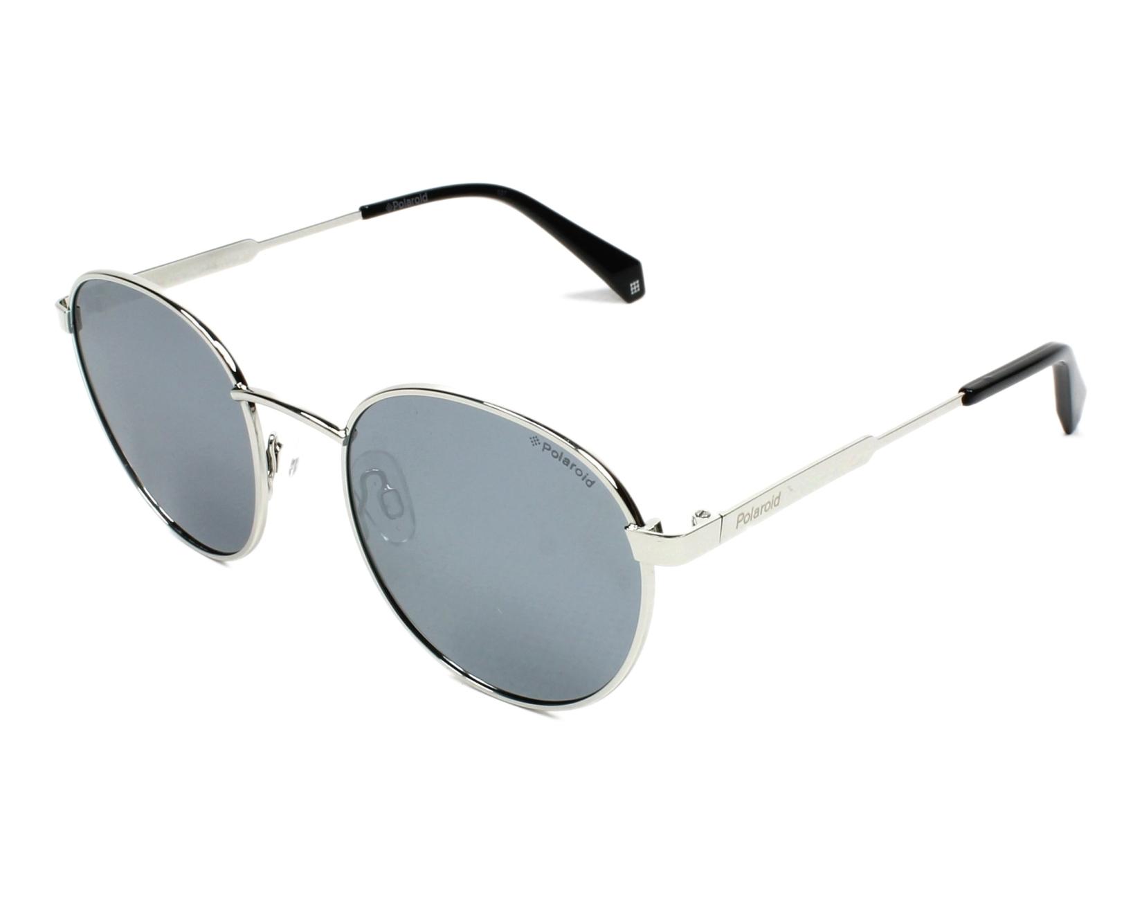 Sunglasses Polaroid PLD-2053-S 010/EX 51-20 Silver profile view