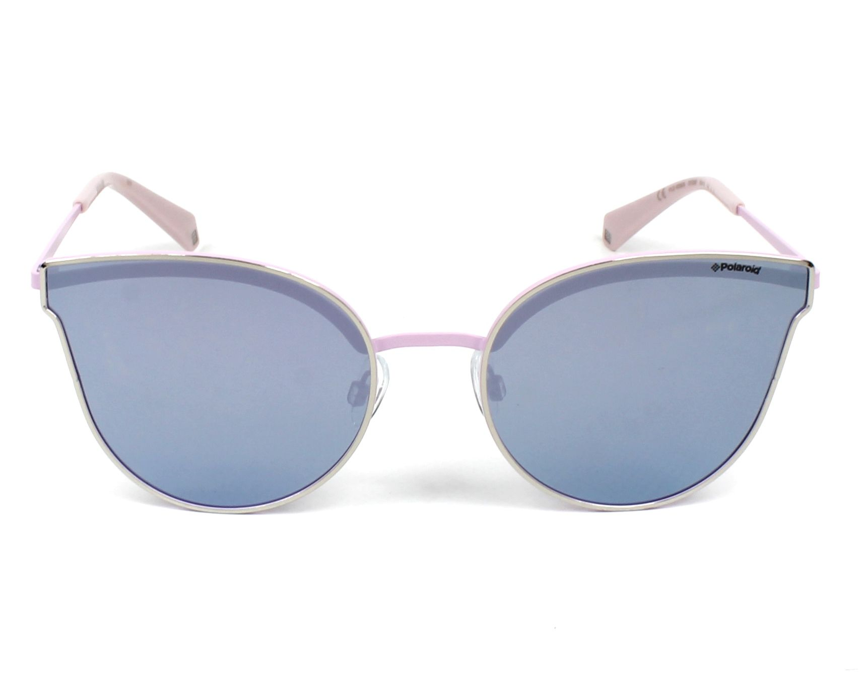 thumbnail Sunglasses Polaroid PLD-4056-S 3YG MF - Rosa Gun front view 1463a3267e8