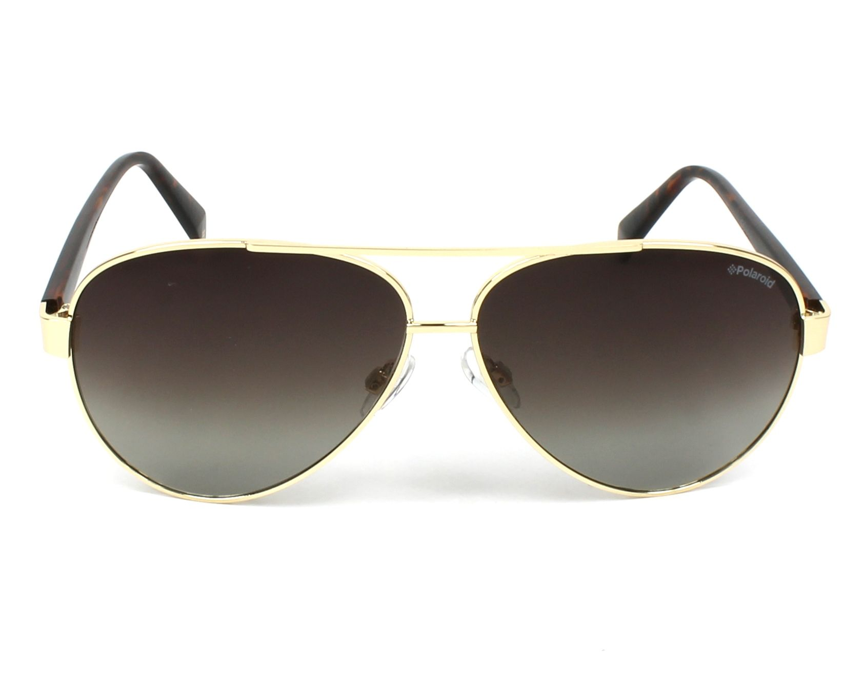 Polaroid Sunglasses PLD 4061//S J5G LA Gold Brown Gradient Polarized