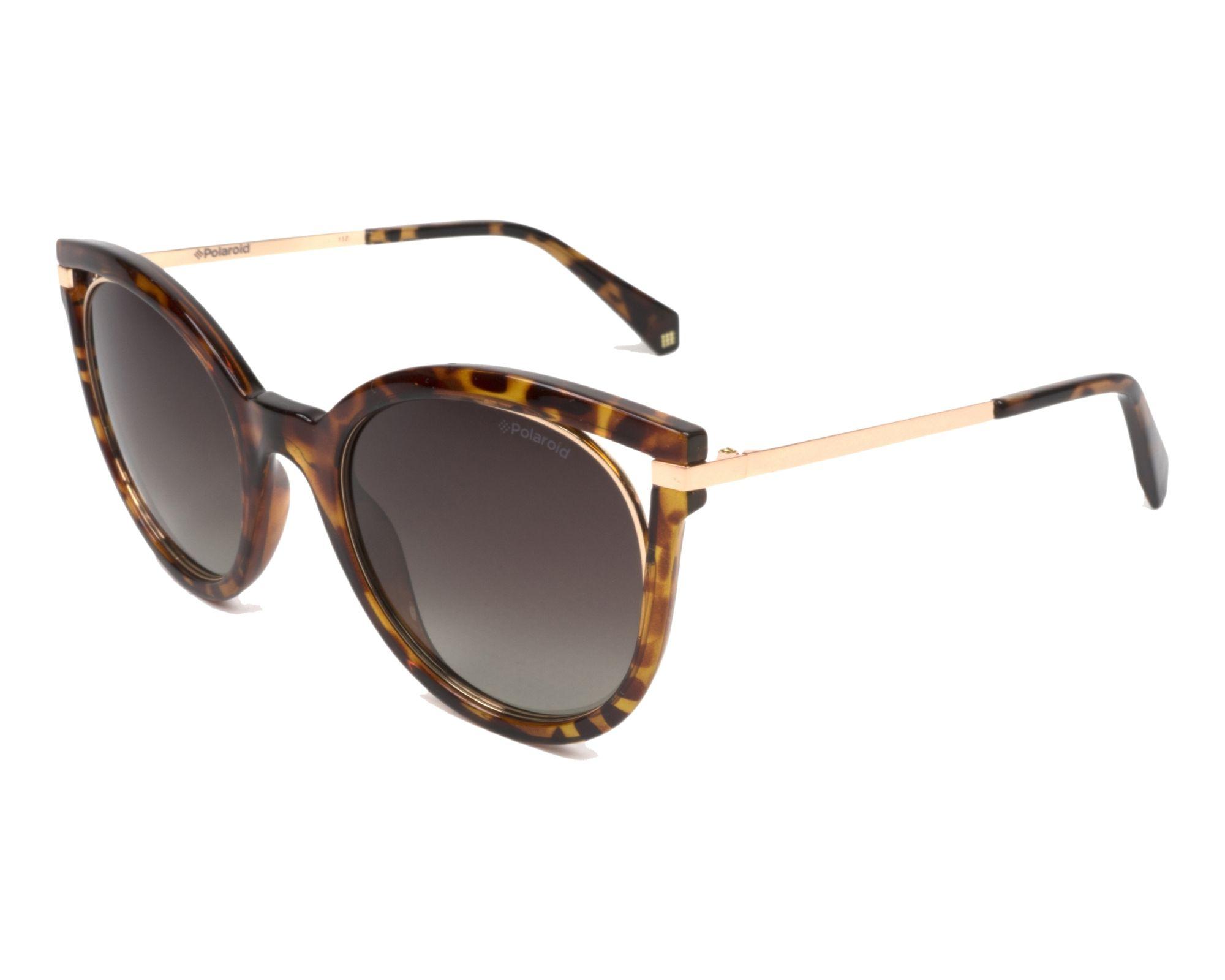 Sunglasses Polaroid PLD-4067-S 086 LA 51-21 Havana Gold Copper 2922227ca59