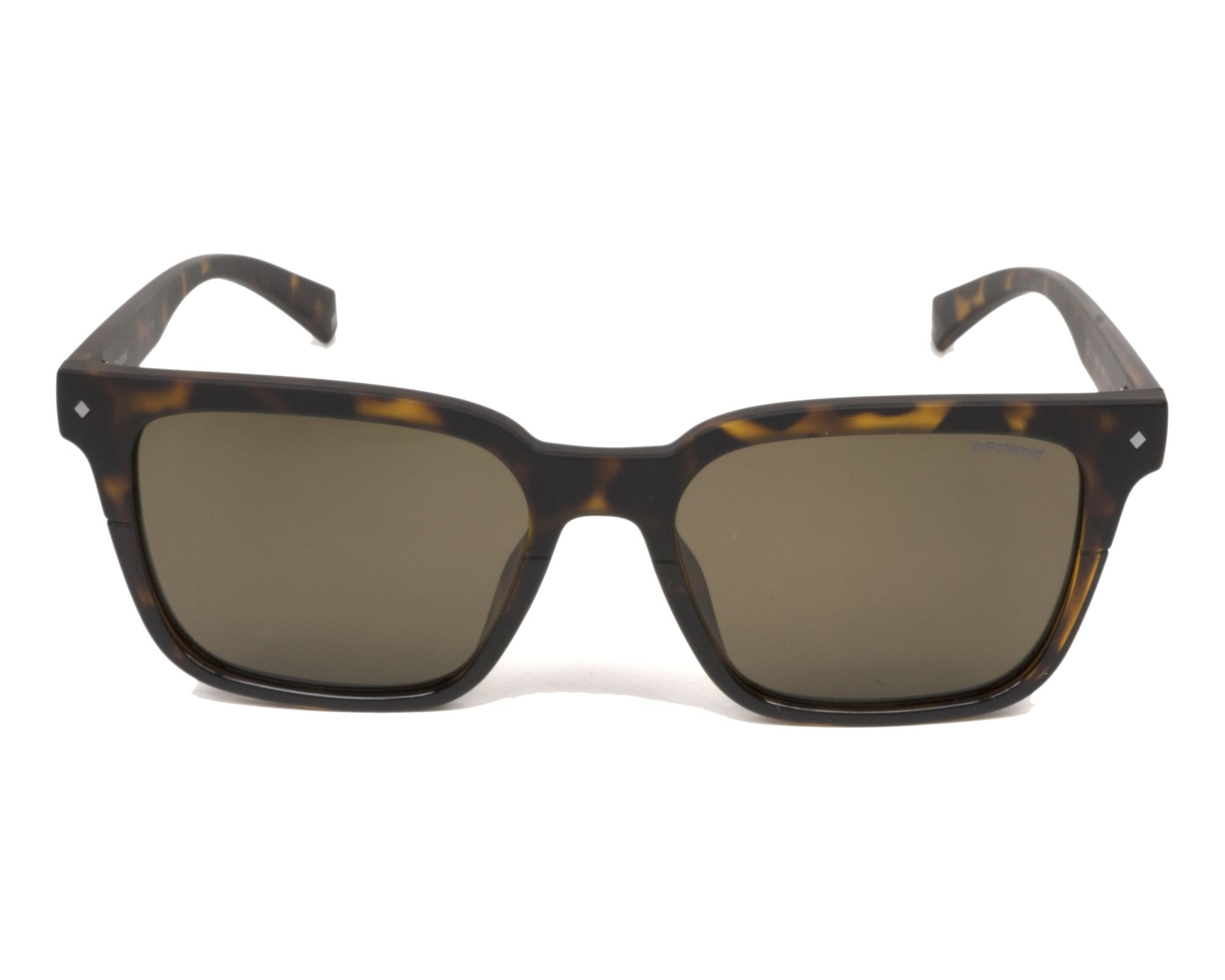 c3a0c0ee3b1 Sunglasses Polaroid PLD-6044-S 086 SP 52-17 Havana Havana front