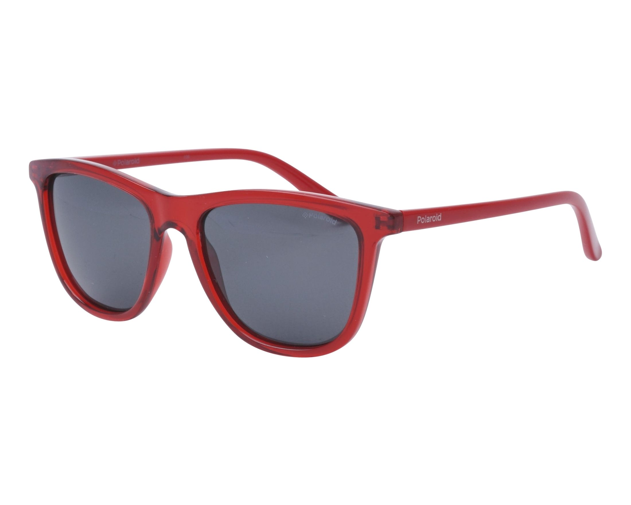 262a3db177 Sunglasses Polaroid PLD-8027-S C9AM9 47-15 Red Red profile view