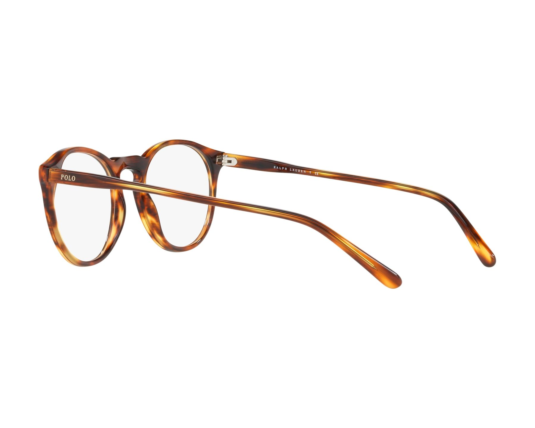 eyeglasses Polo Ralph Lauren PH-2180 5007 50-20 Havana 360 degree view 5 1f5c4ef2ad0