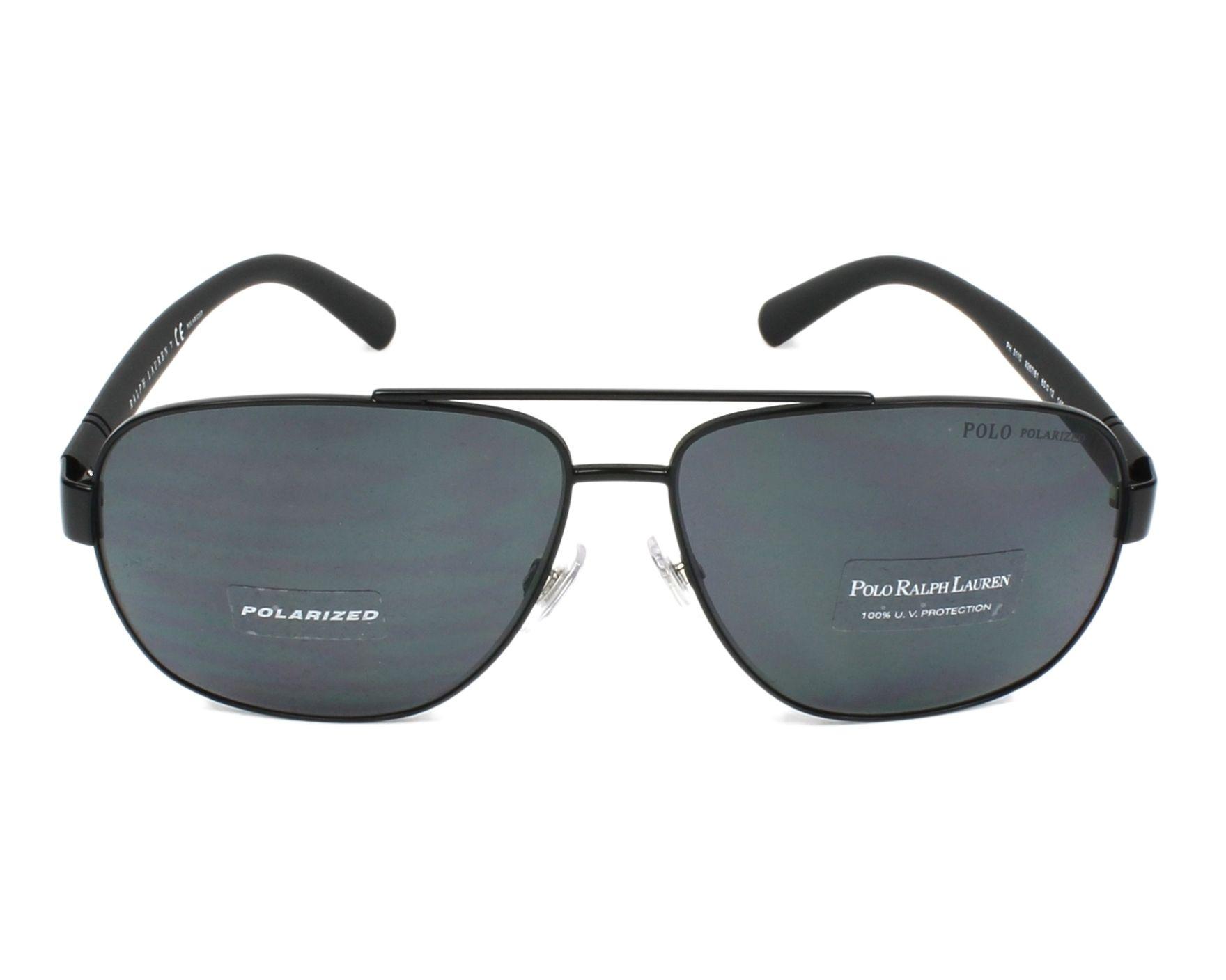 c27b3f5a5c Sunglasses Polo Ralph Lauren PH-3110 926781 - Black front view