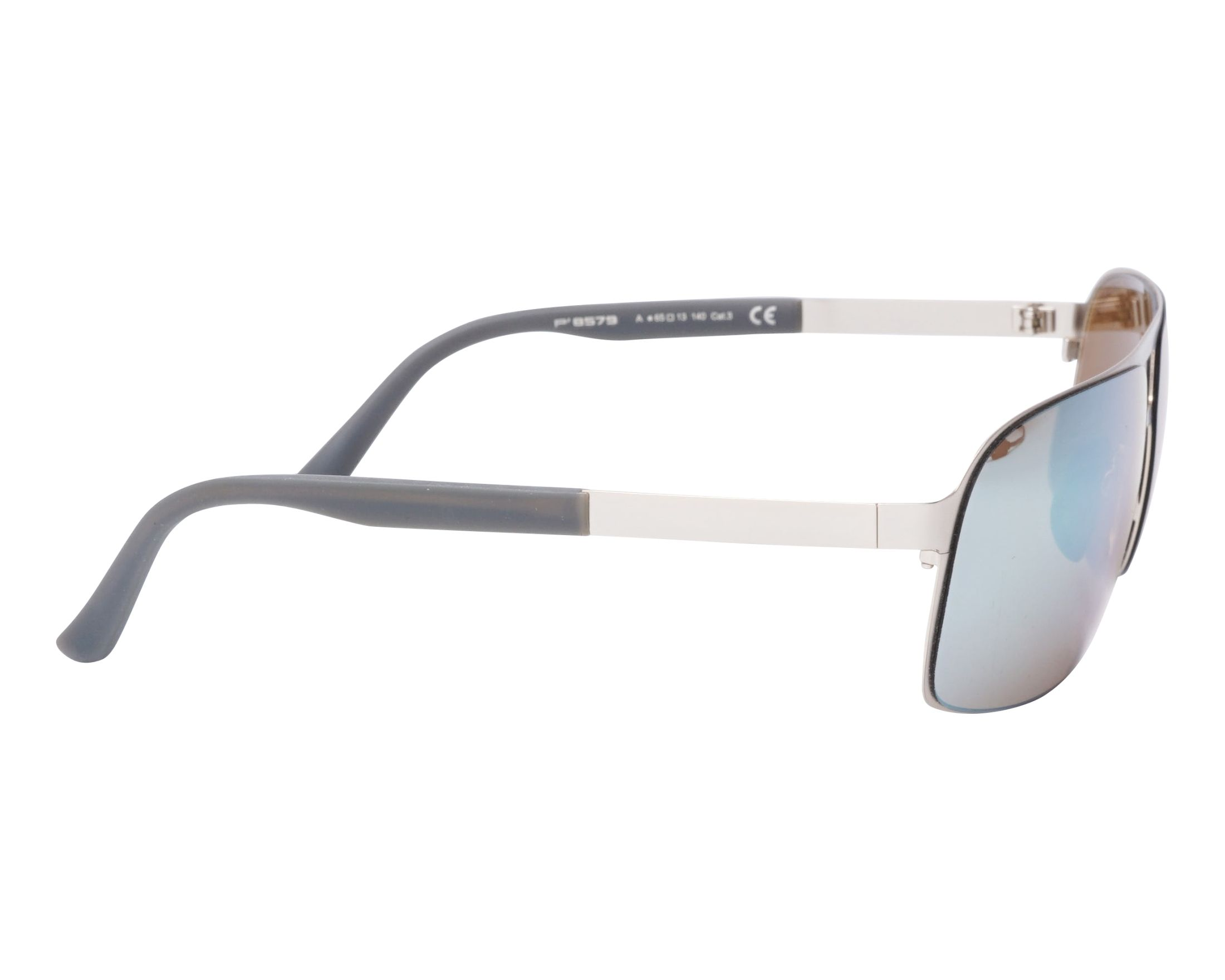 aefec215476 Sunglasses Porsche Design P-8579 A 65-13 Gold Grey side view