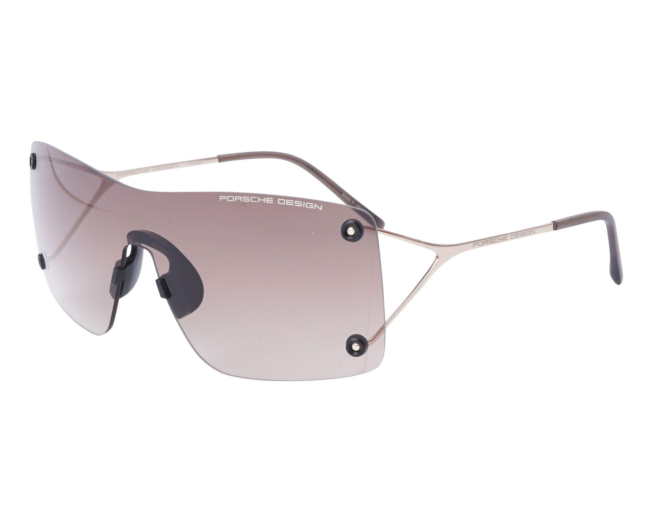 Porsche Design Sonnenbrille (P8620 B 140) XIZKYZl5n