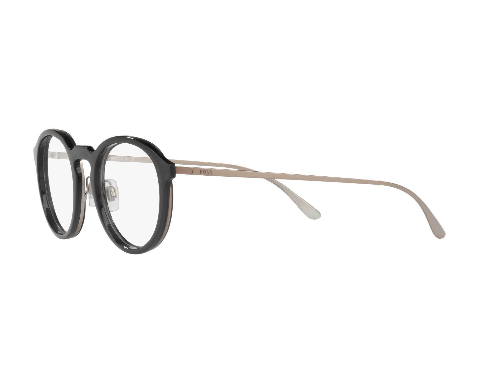 c2090d5a104 eyeglasses Ralph Lauren PH-2188 5696 50-21 Grey Silver 360 degree view 3