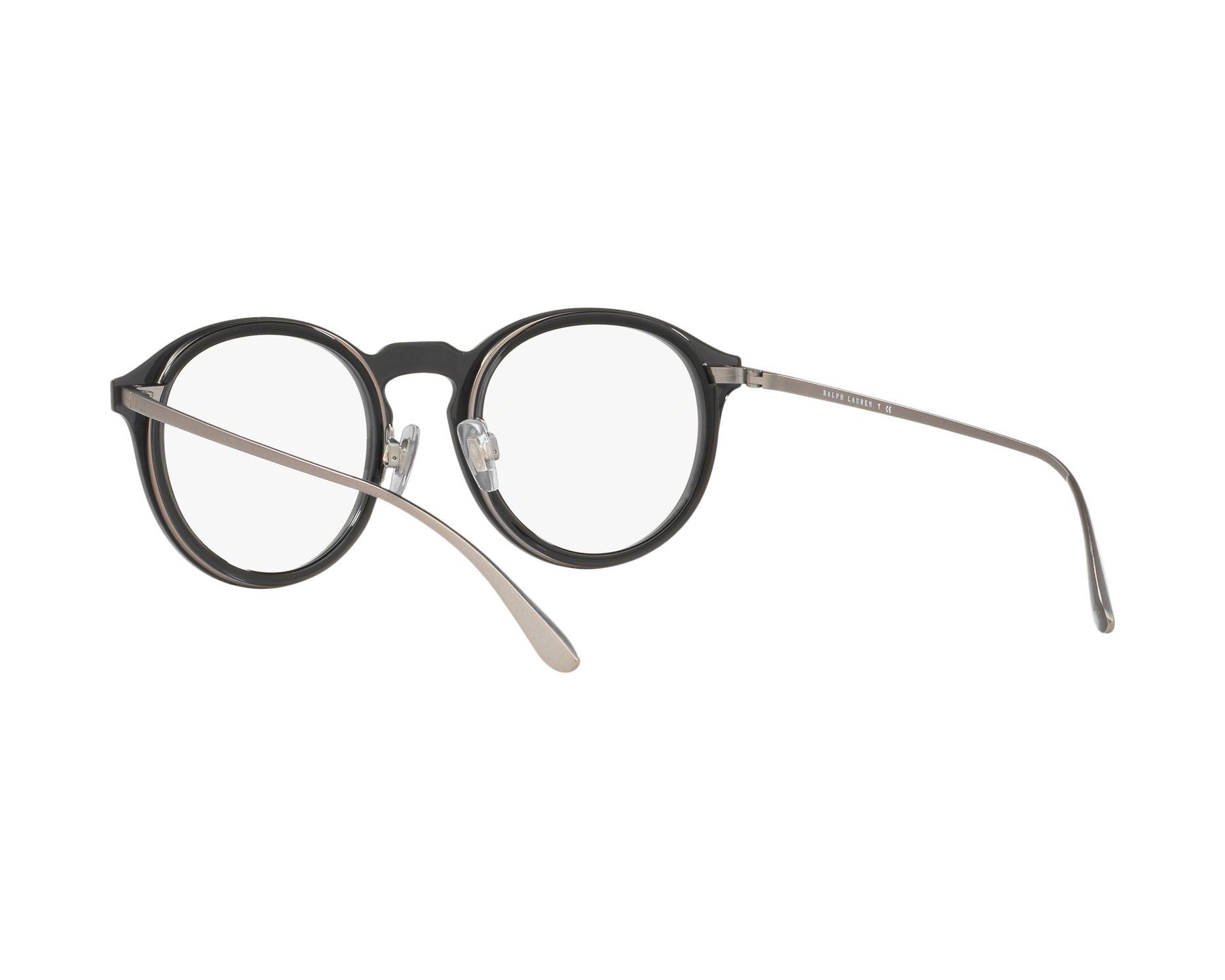 1370de777e7 eyeglasses Ralph Lauren PH-2188 5696 50-21 Grey Silver 360 degree view 6
