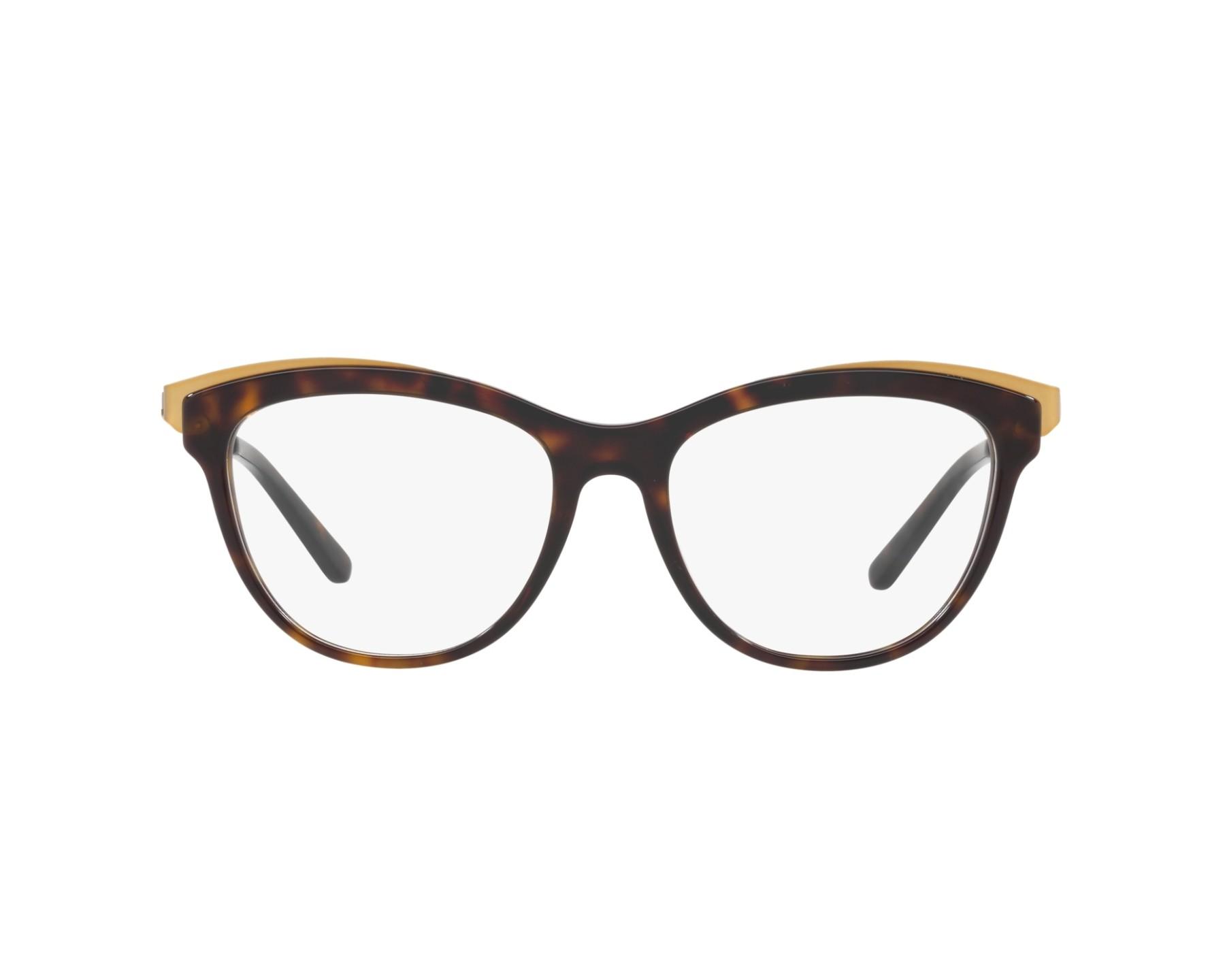 3238d4d63e eyeglasses Ralph Lauren RL-6166 5003 53-17 Havana 360 degree view 1