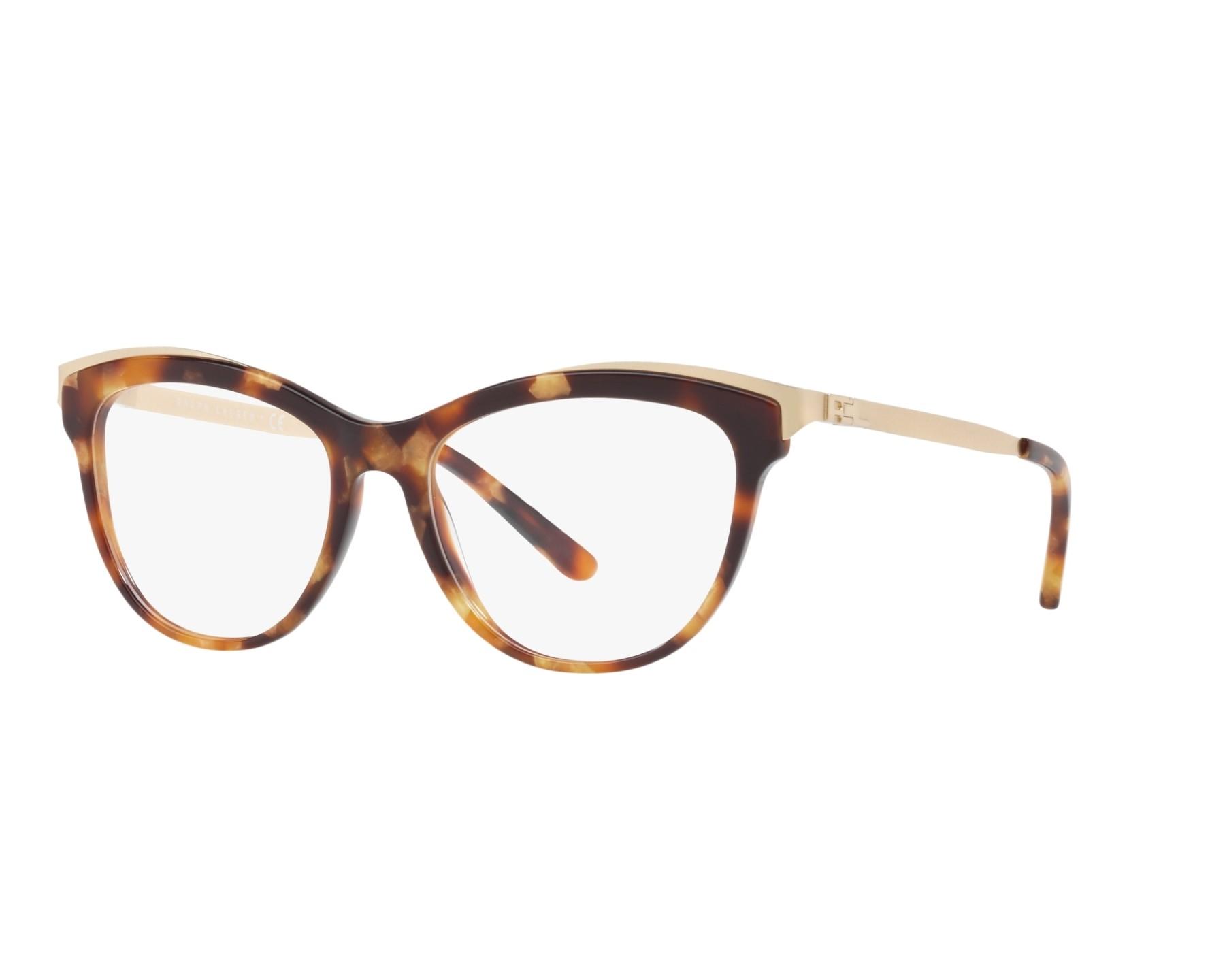 05b8912699 eyeglasses Ralph Lauren RL-6166 5615 53-17 Havana Gold