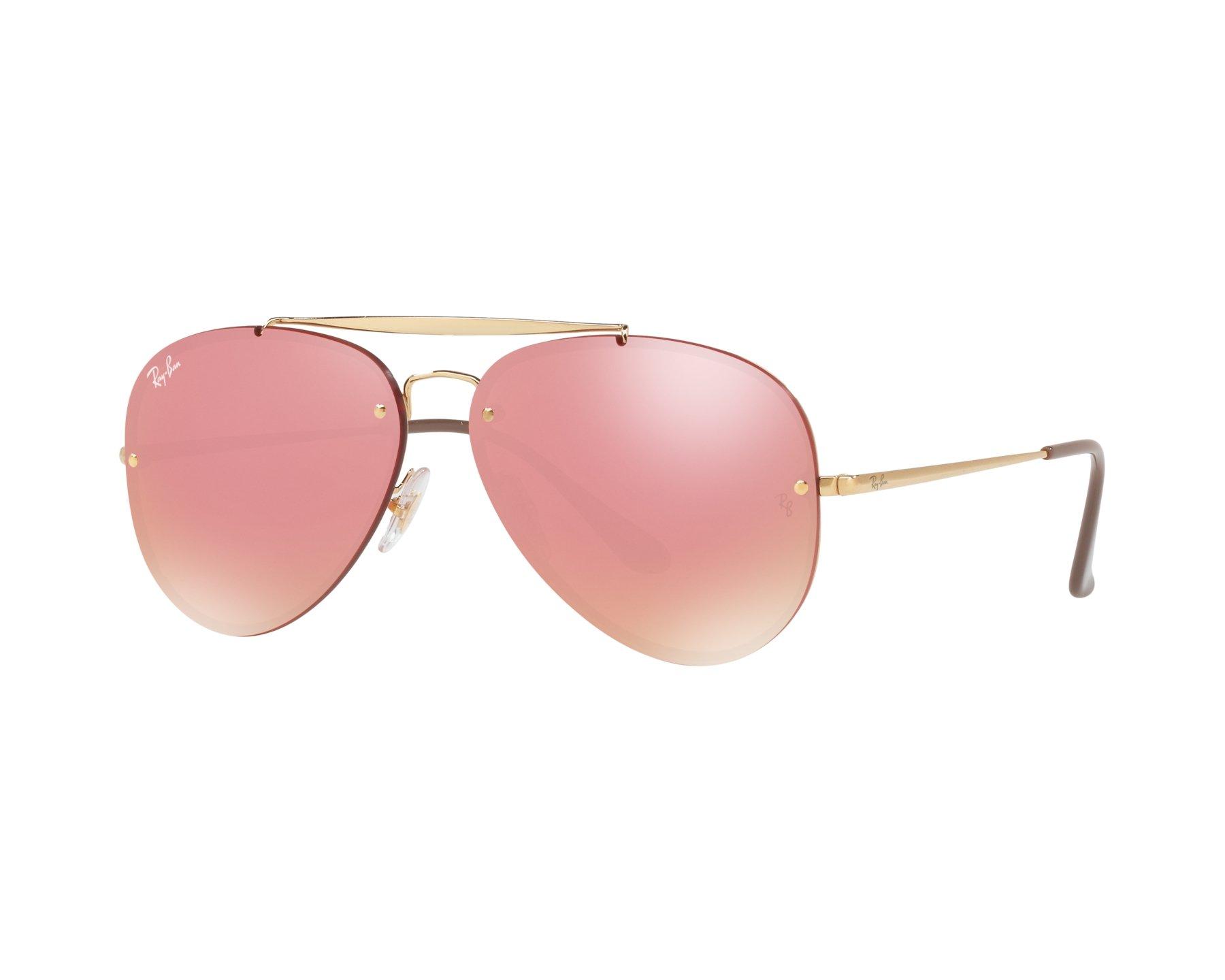 Sunglasses Ray-Ban RB-3584-N 9052E4 61-13 Gold 3dd91cb63ba1