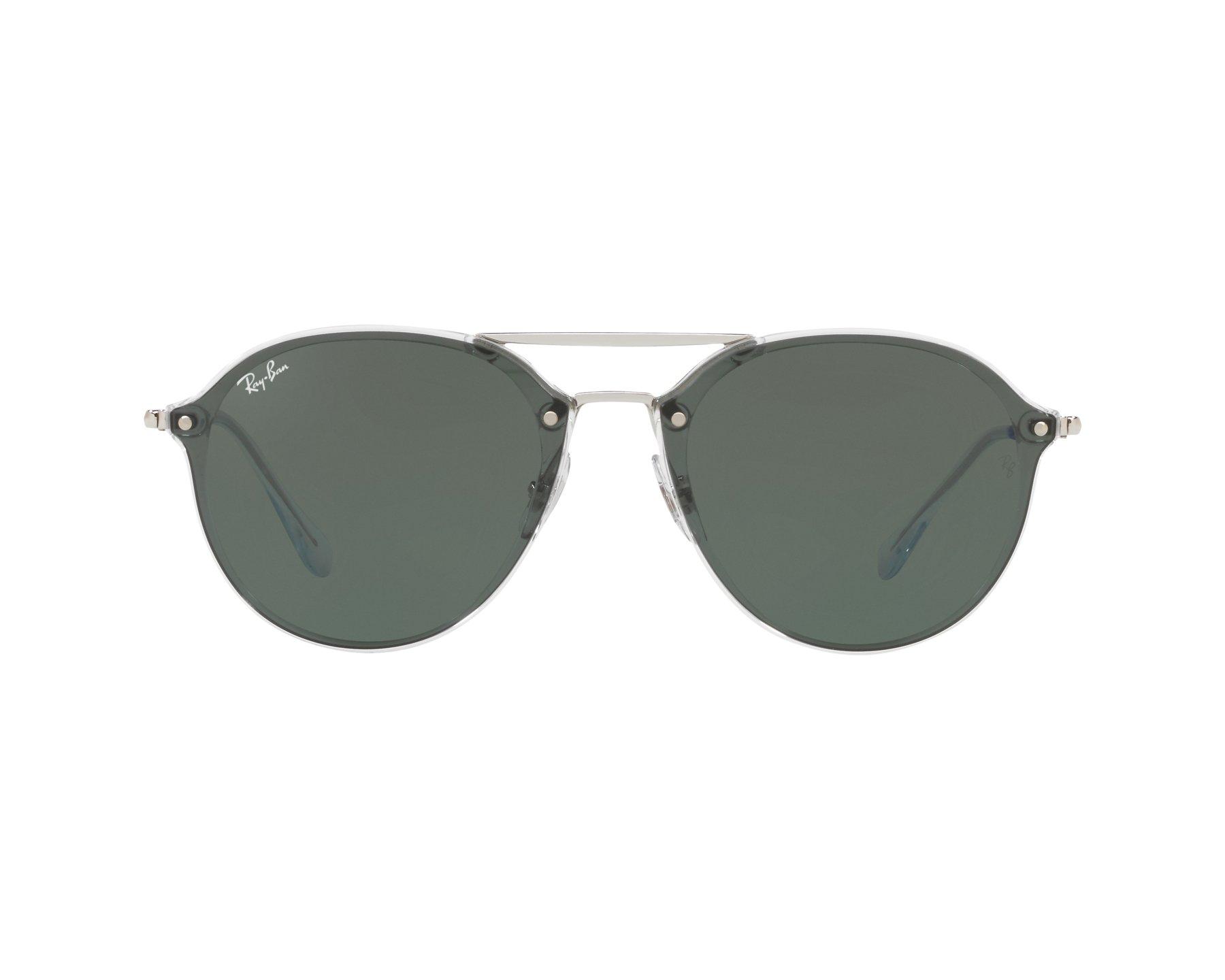 2280167c1df Sunglasses Ray-Ban RB-4292-N 632571 62-14 Silver Crystal 360
