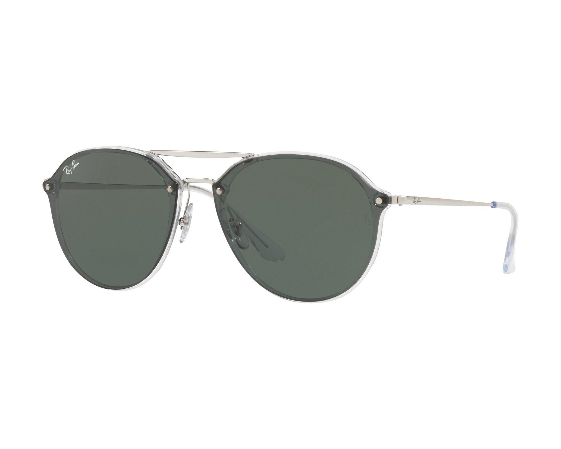 f3f0e85d8e5cae Sunglasses Ray-Ban RB-4292-N 632571 62-14 Silver Crystal