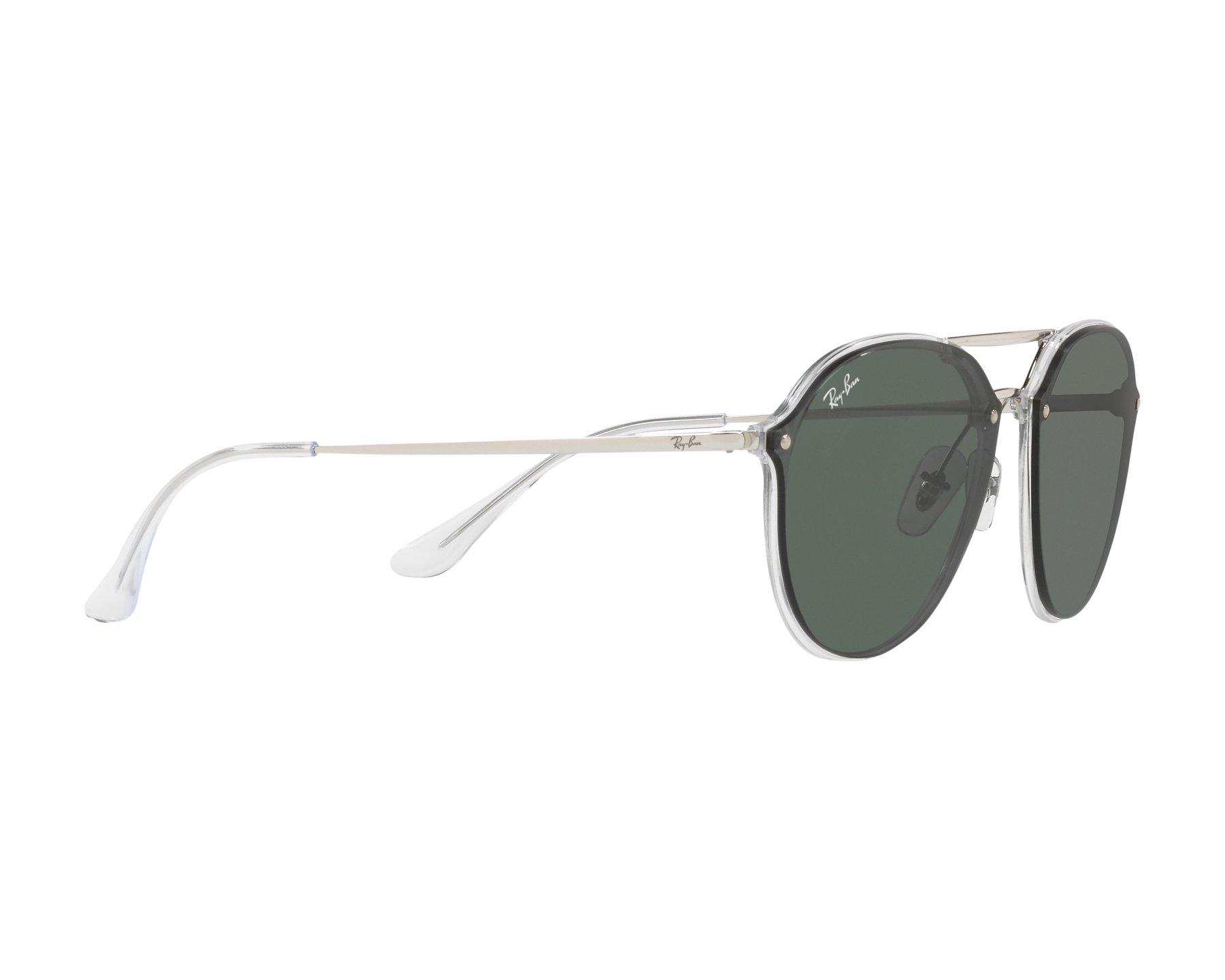 f2fcb74a4dd978 Sunglasses Ray-Ban RB-4292-N 632571 62-14 Silver Crystal 360