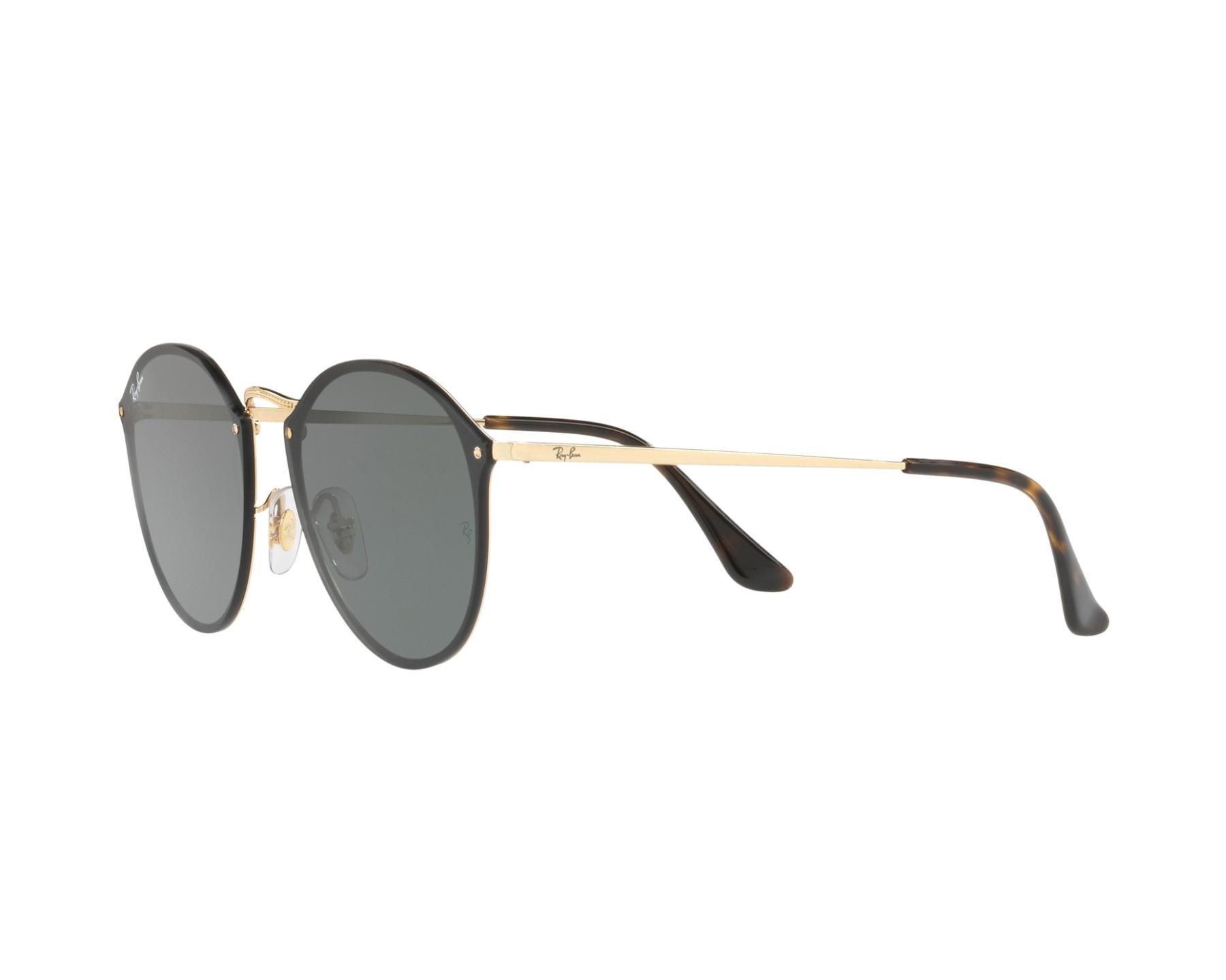 40c1fc823208c Sunglasses Ray-Ban RB-3574-N 001 71 59-14 Gold