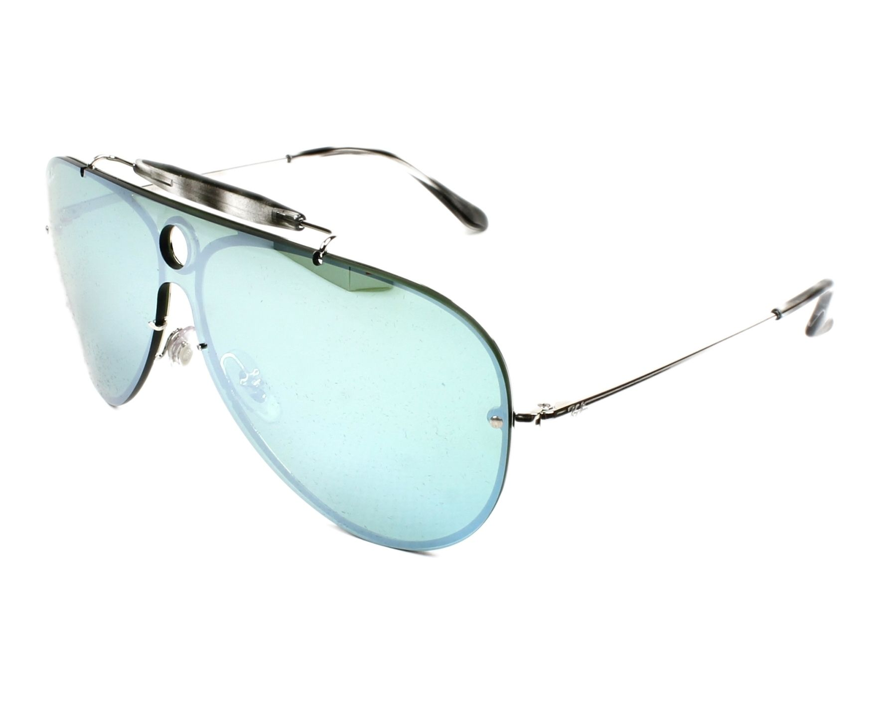 a2c3cc16a3 Sunglasses Ray-Ban RB-3581-N 003 30 32- Silver profile