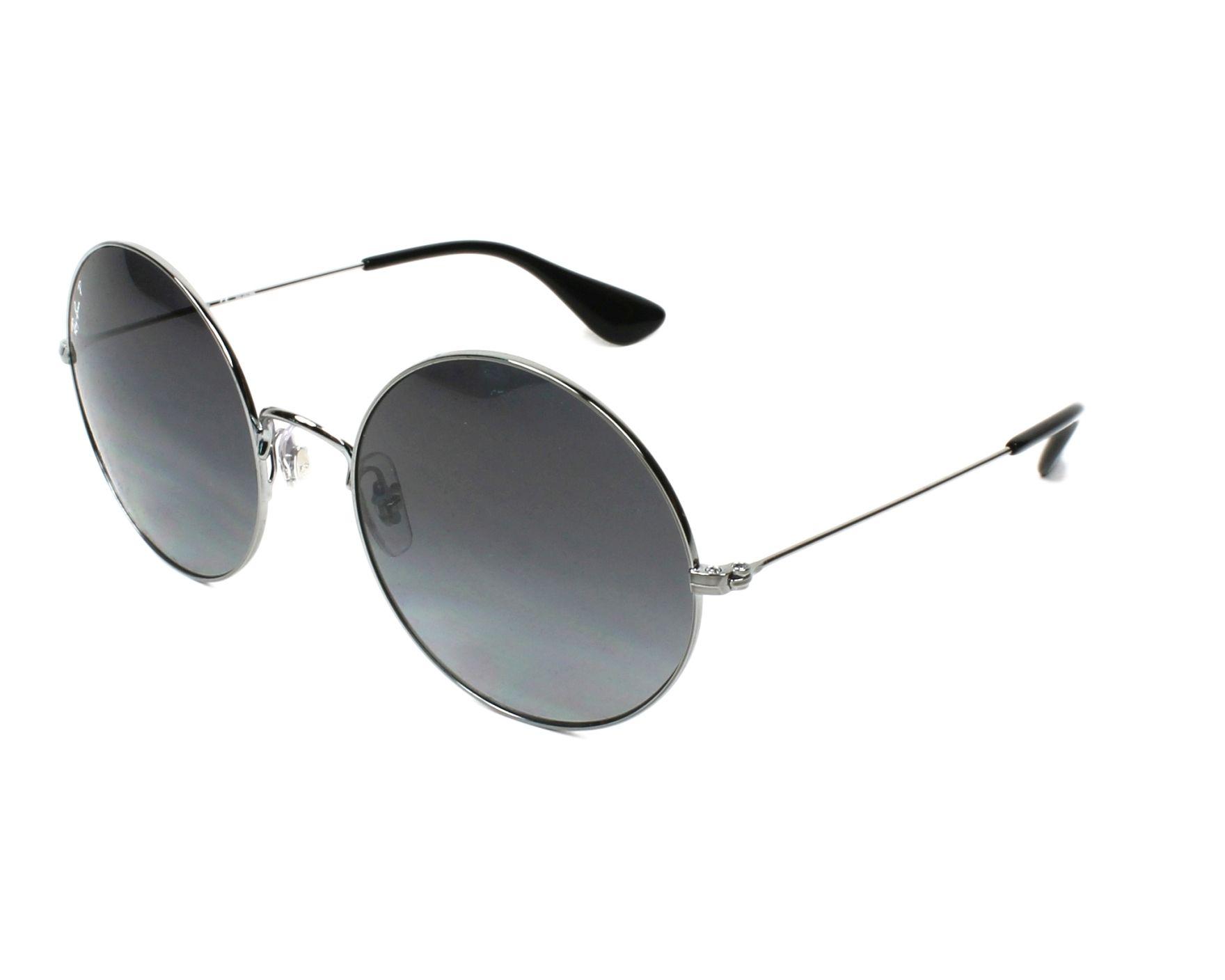 c3dad308c Sunglasses Ray-Ban RB-3592 004/T3 50-20 Gun profile view