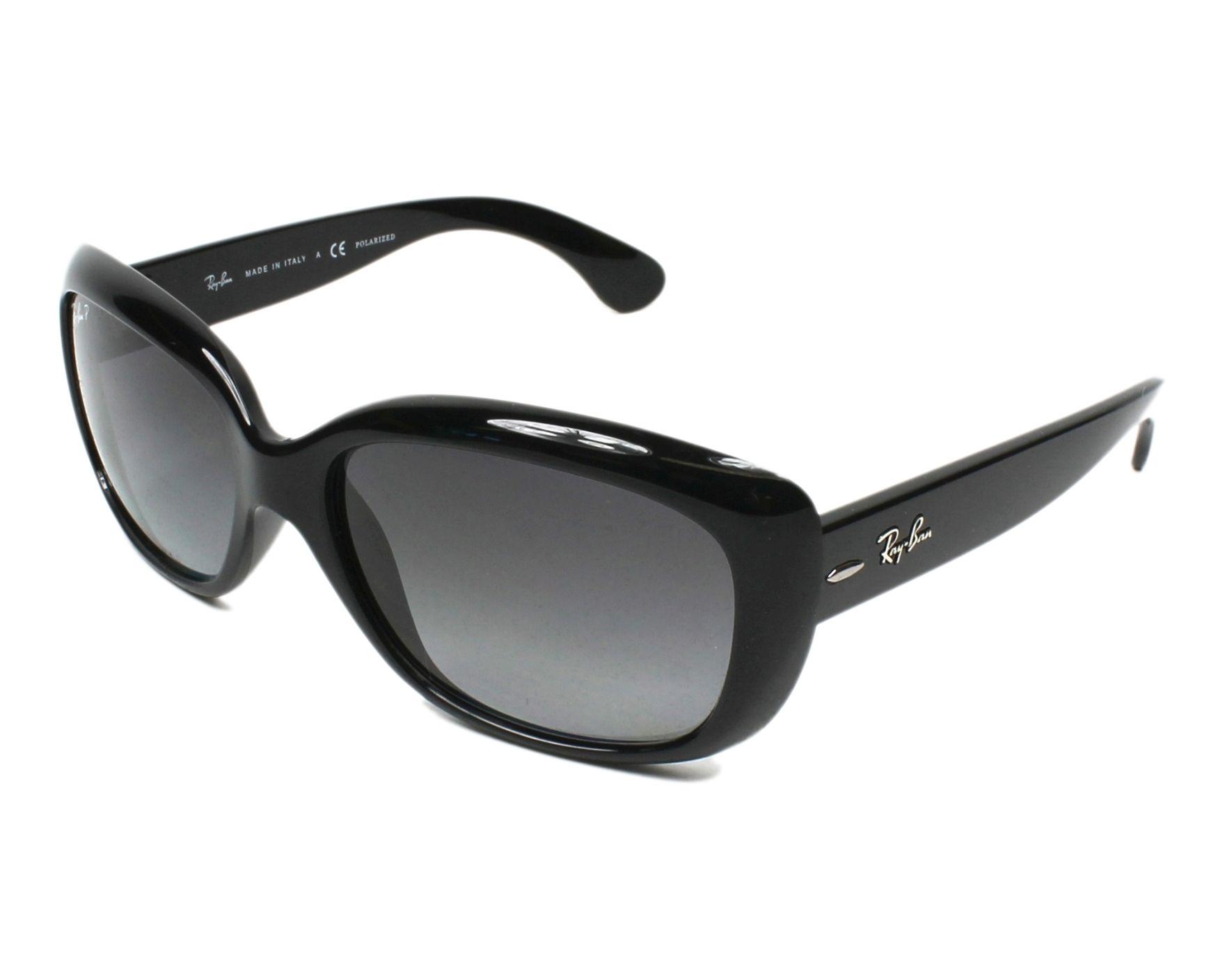 1c5008ced1 Sunglasses Ray-Ban RB-4101 601 T3 58-19 Black profile view
