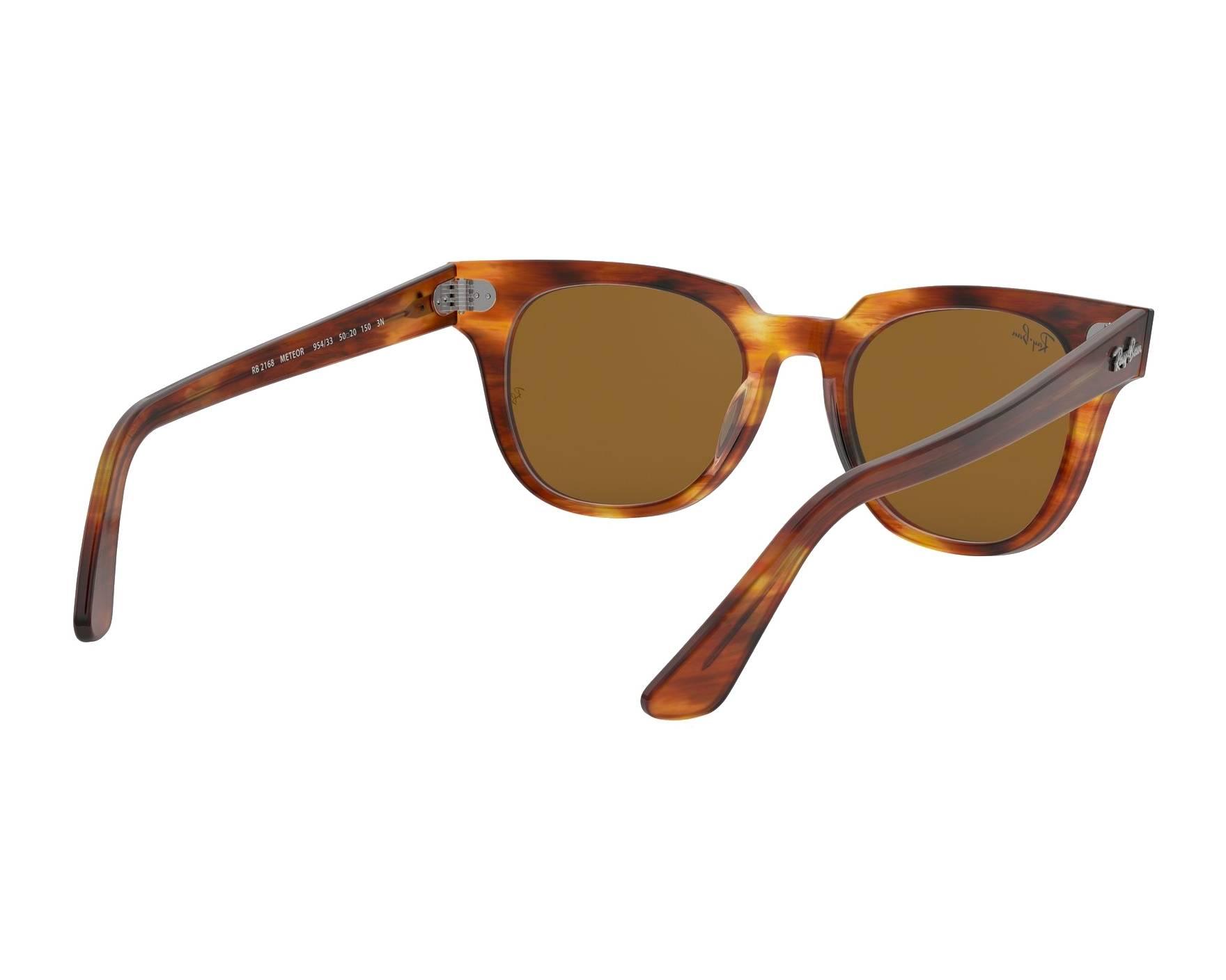 ec06cefa0c1 Sunglasses Ray-Ban RB-2168 954 33 50-20 Havana 360 degree