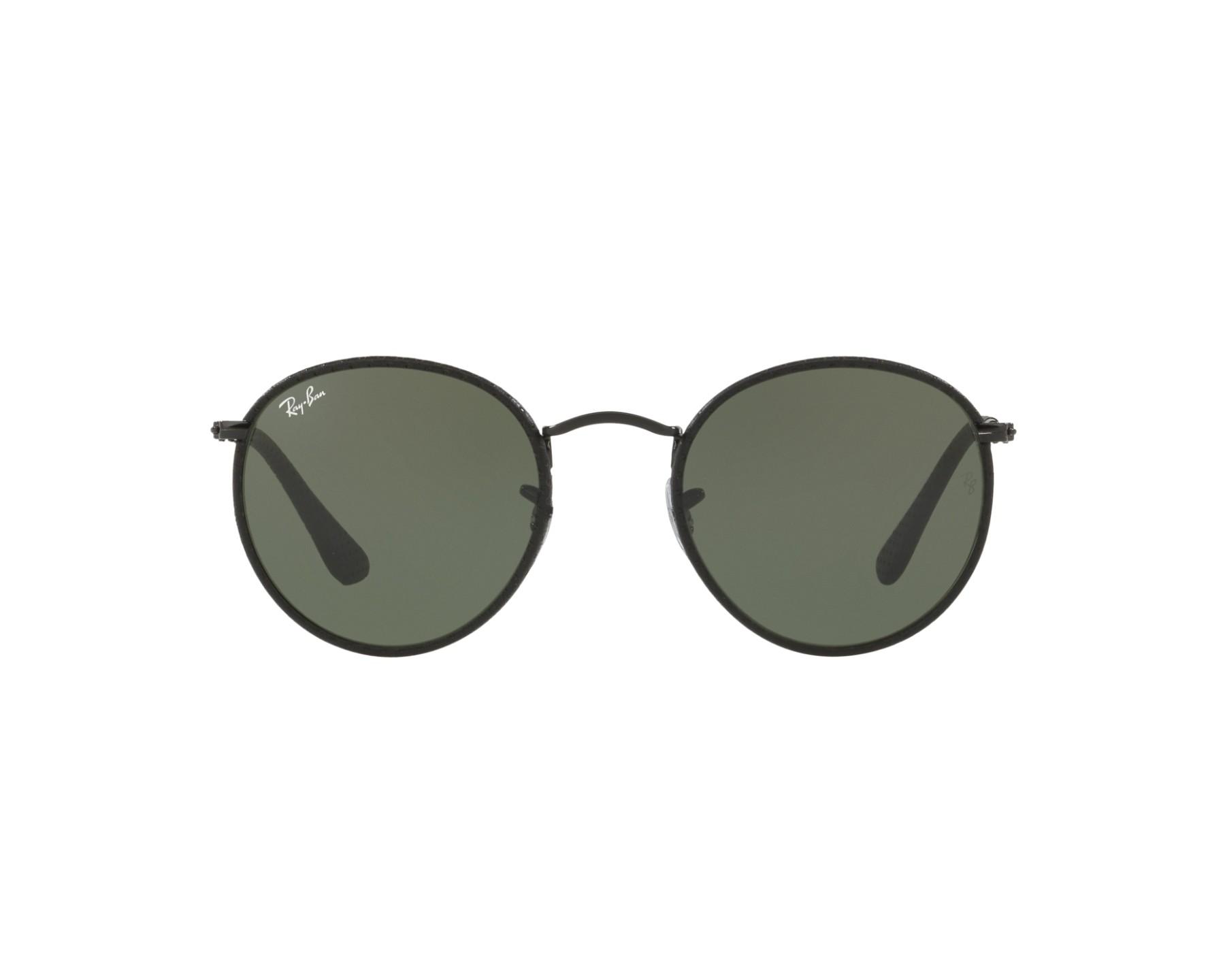 e7dfe4de6c4 Sunglasses Ray-Ban RB-3475-Q 9040 50-21 Black 360 degree
