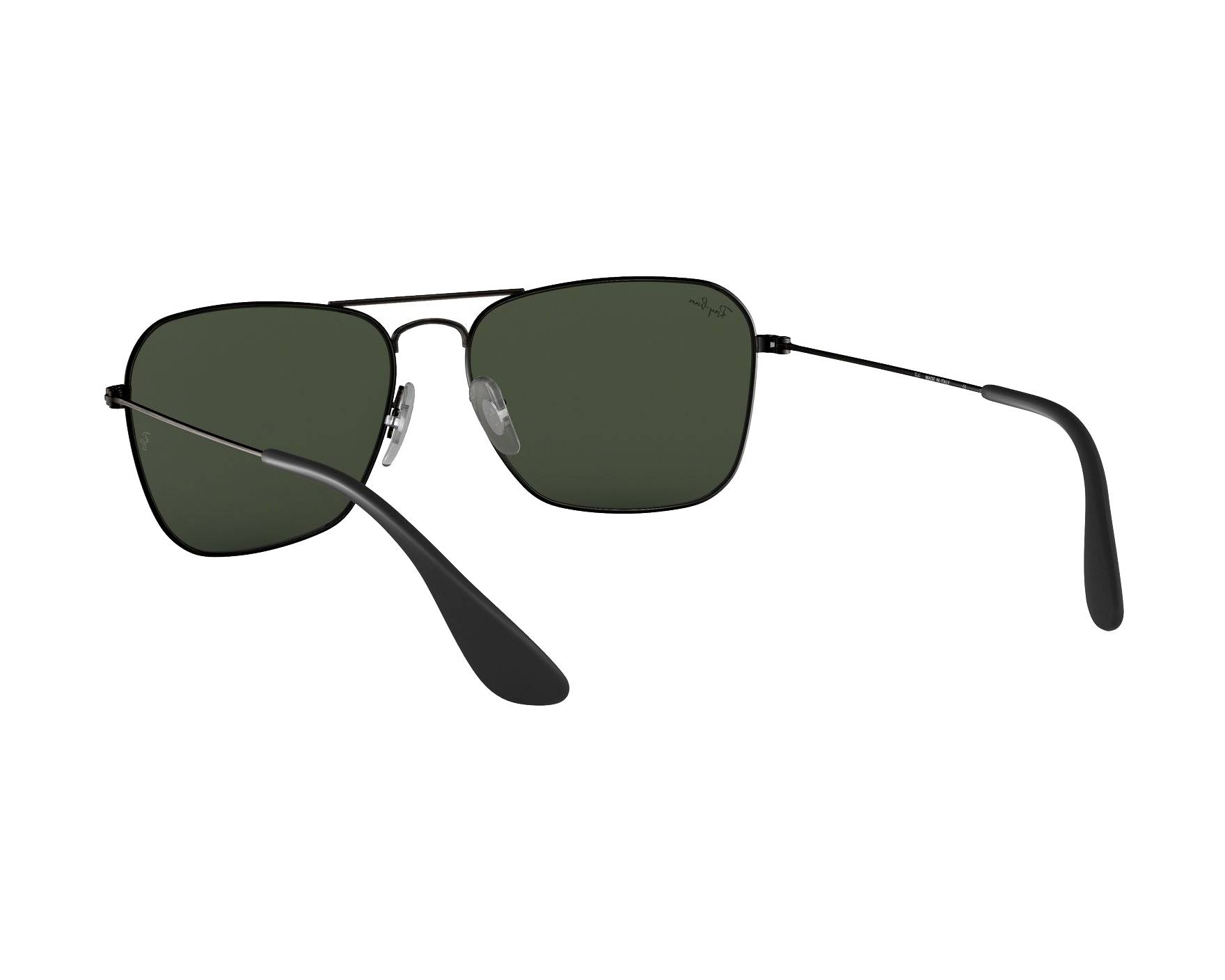 2b22d0f5ab6 Sunglasses Ray-Ban RB-3610 913971 58-15 Gun 360 degree view 6