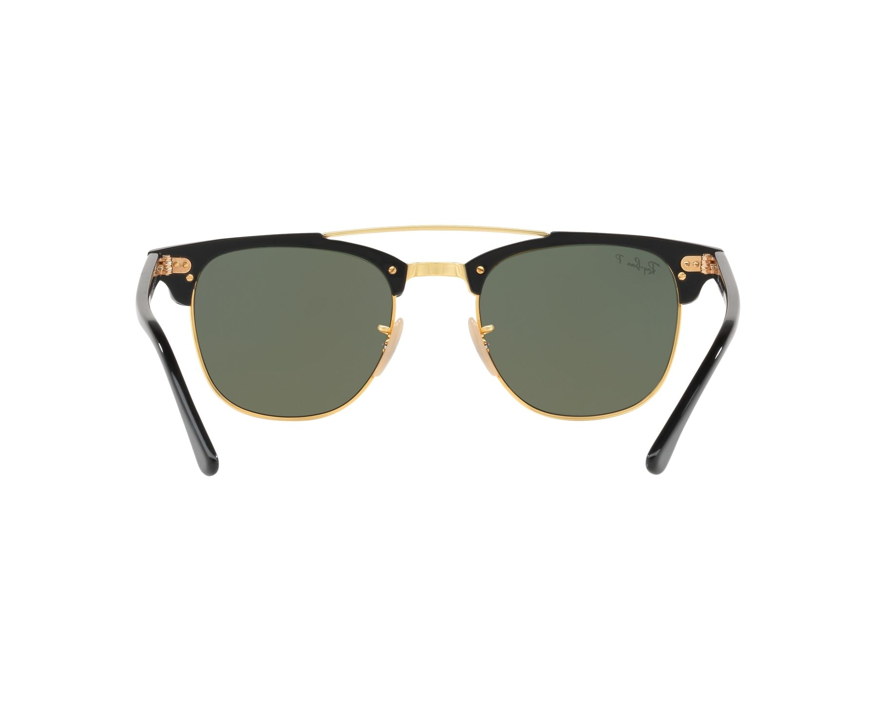 5398863b90e Sunglasses Ray-Ban RB-3816 901 58 51-21 Black Gold 360
