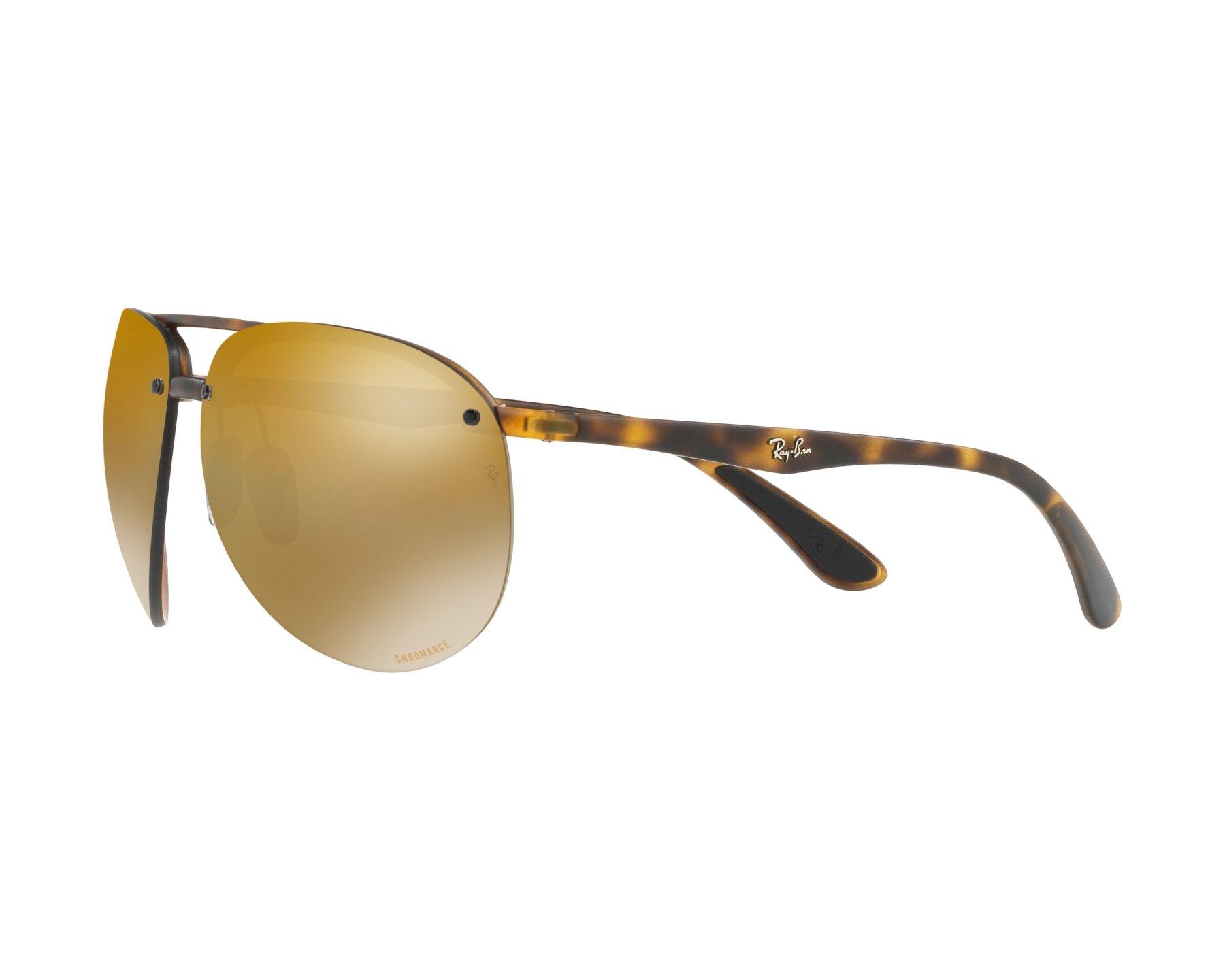 daf2ea56a4 Sunglasses Ray-Ban RB-4293-CH 894 A3 64-13 Havana