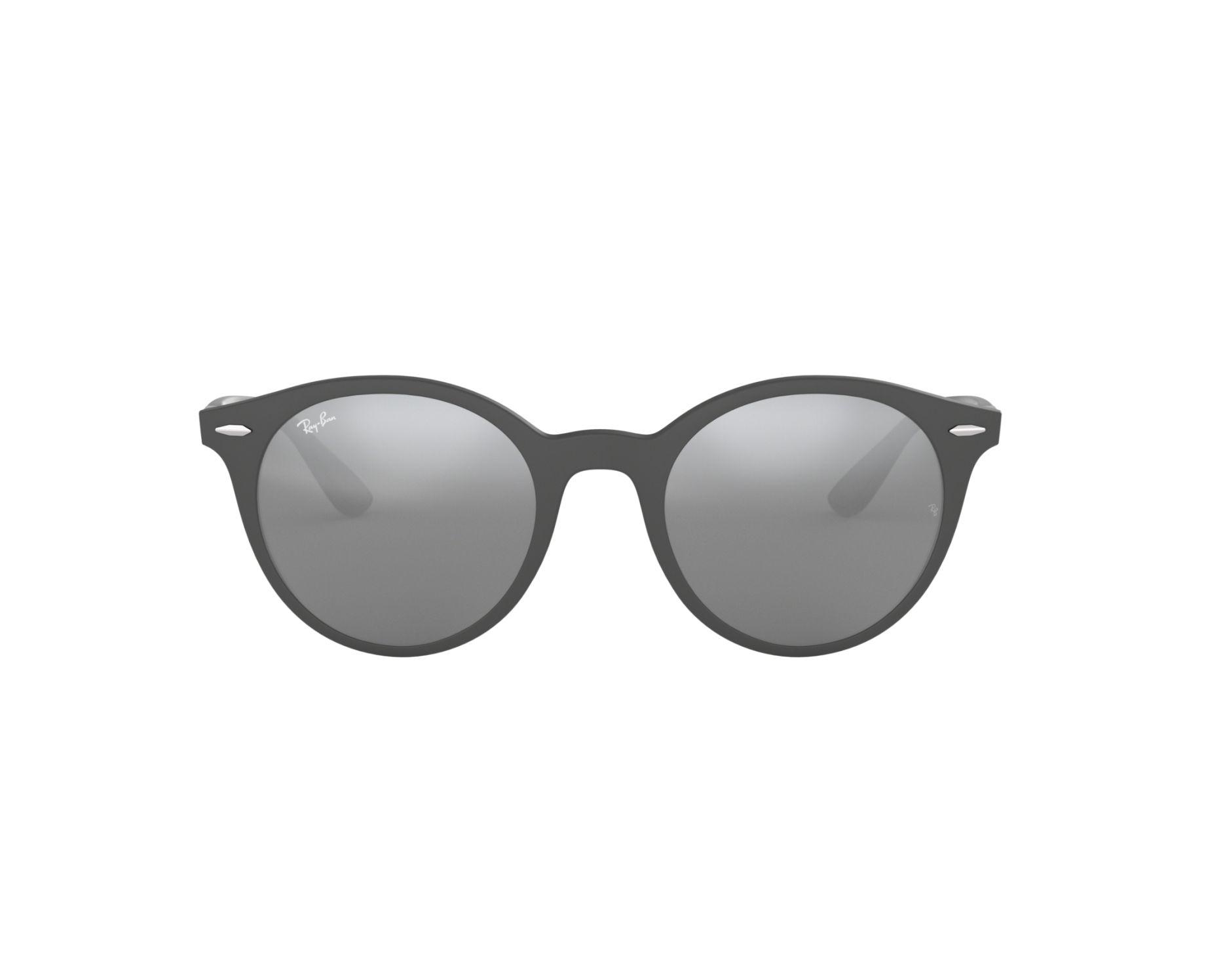 9ad97bc758 Sunglasses Ray-Ban RB-4296 633288 51-21 Grey 360 degree view 1