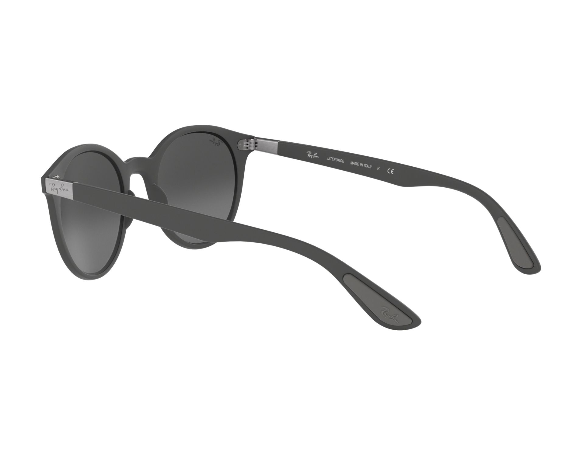 99797c54d9 Sunglasses Ray-Ban RB-4296 633288 51-21 Grey 360 degree view 5