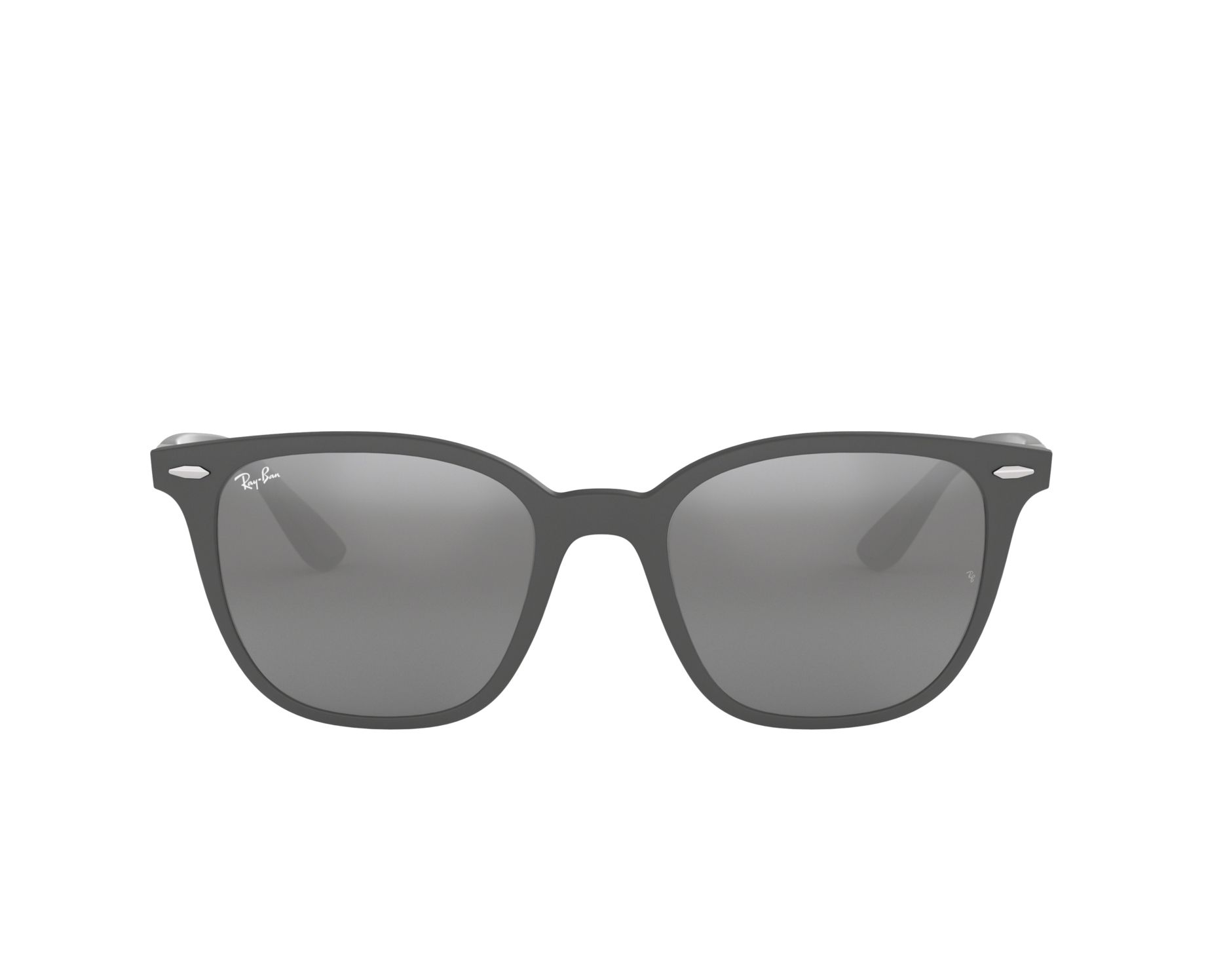 ae1faa6d0d Sunglasses Ray-Ban RB-4297 633288 51-19 Grey 360 degree view 1