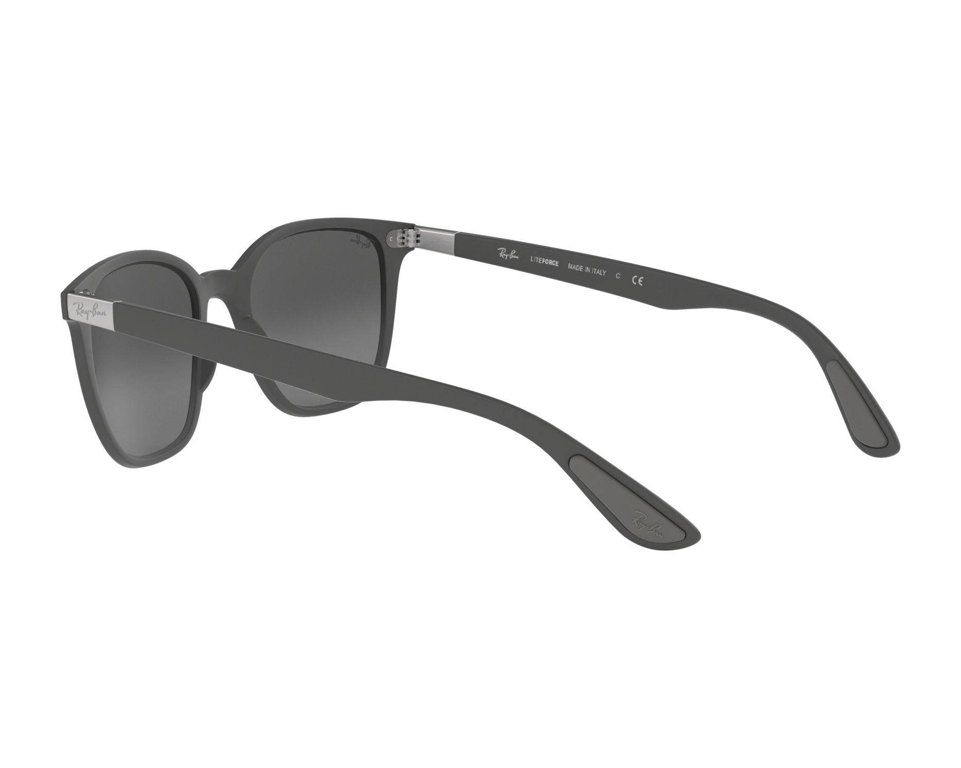 9e19714cf5 Sunglasses Ray-Ban RB-4297 633288 51-19 Grey 360 degree view 5