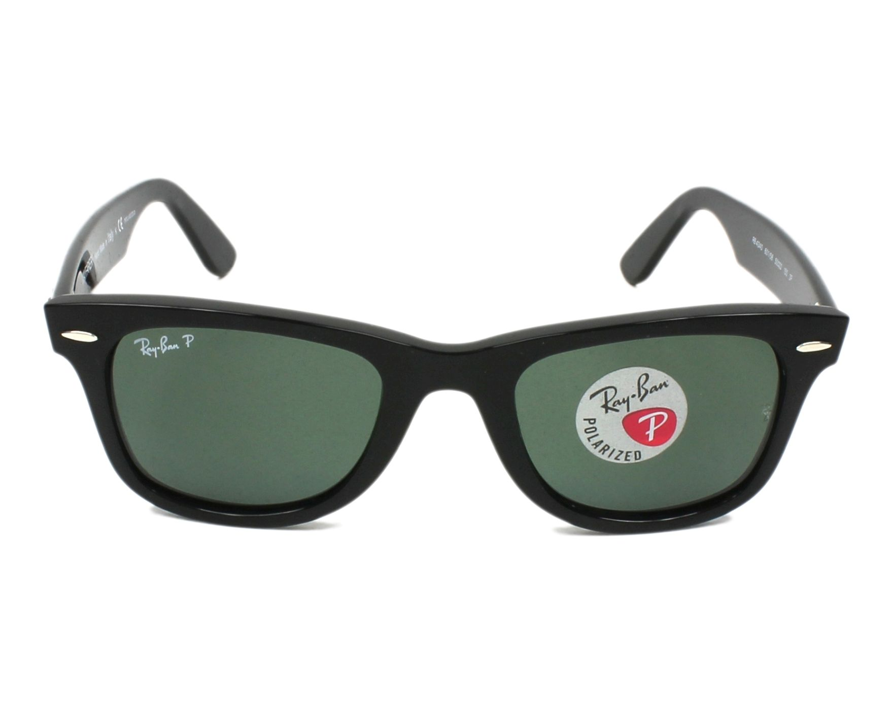 f91537935cf Sunglasses Ray-Ban RB-4340 601 58 50-22 Black front view