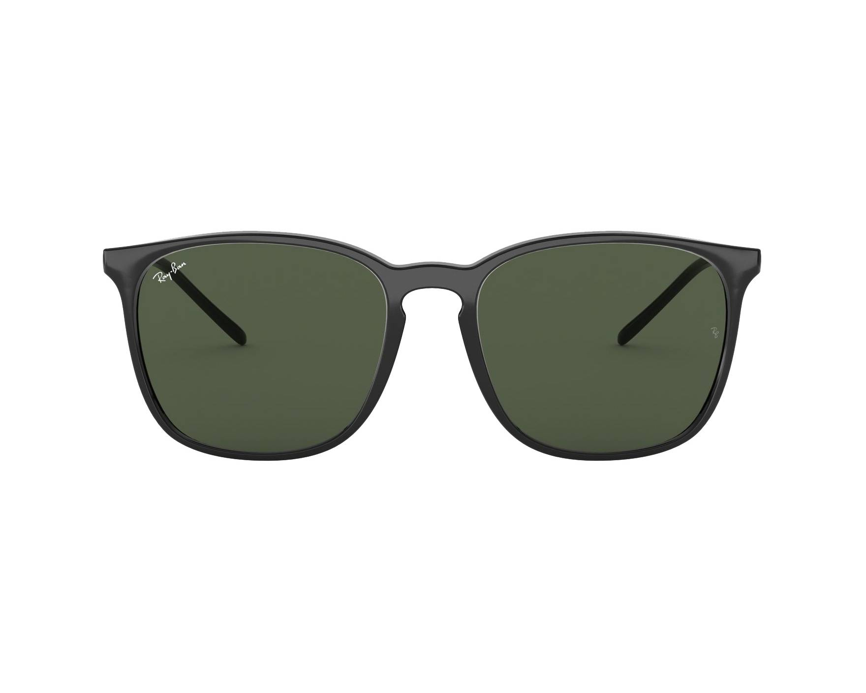 a8cc754656a33 Sunglasses Ray-Ban RB-4387 601 71 56-18 Black 360 degree