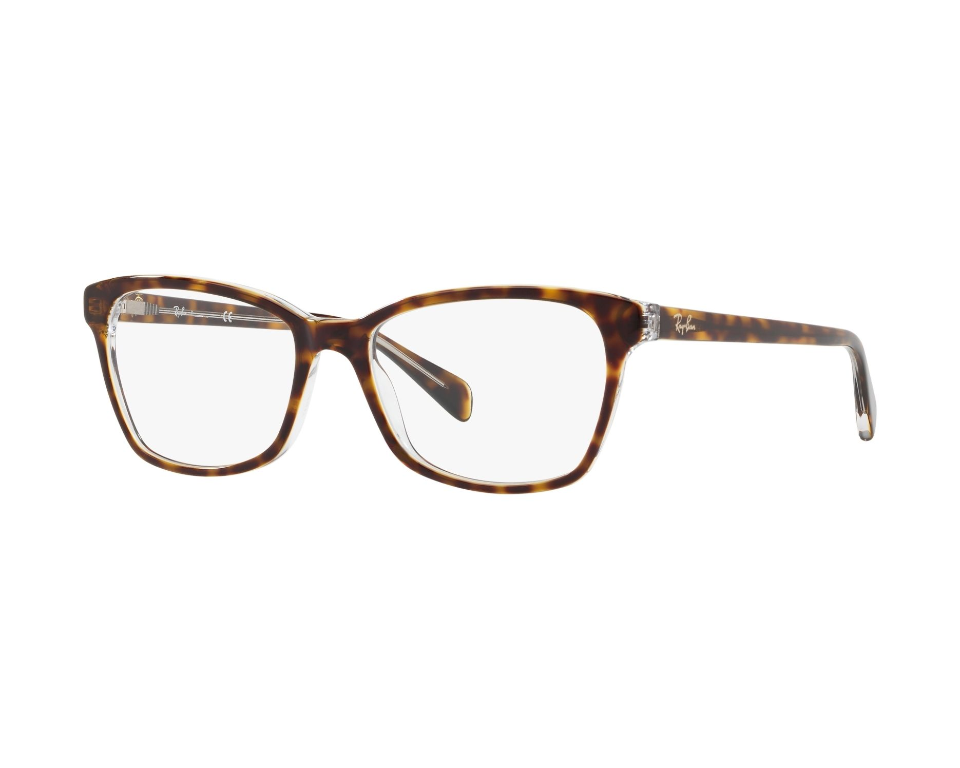 eb4dbc8535e eyeglasses Ray-Ban RX-5362 5082 52-17 Havana Crystal