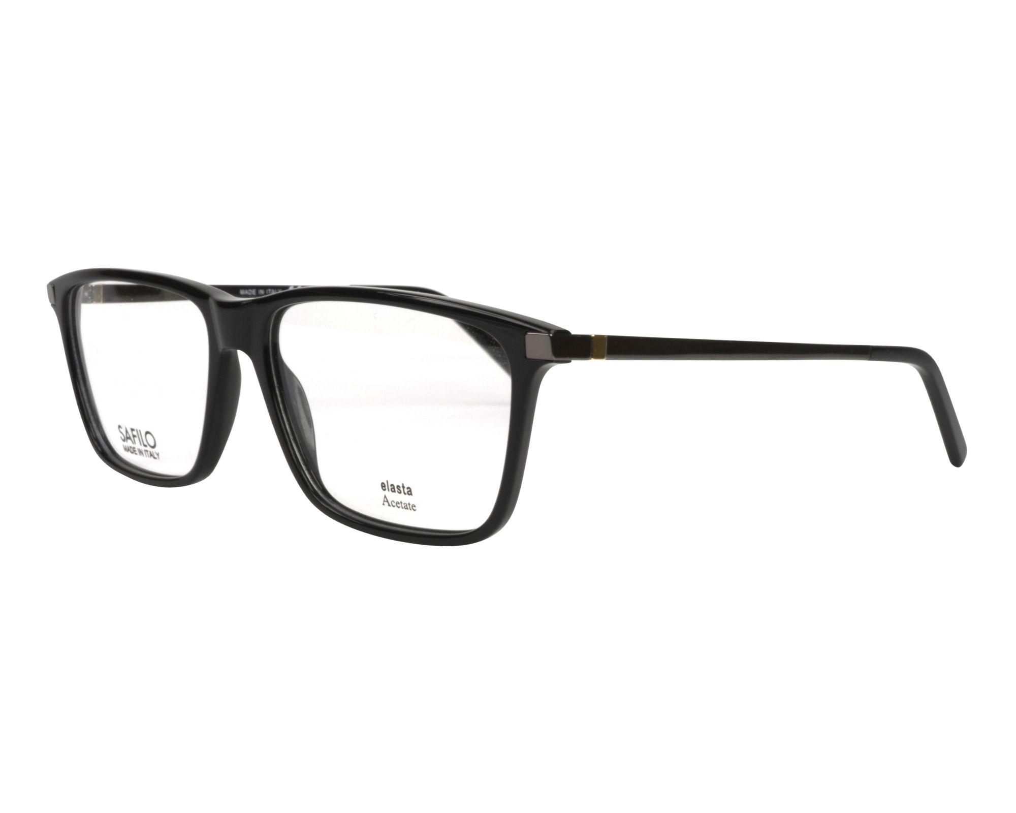 Safilo Eyeglasses Black SA-1035 ANS - Visionet US