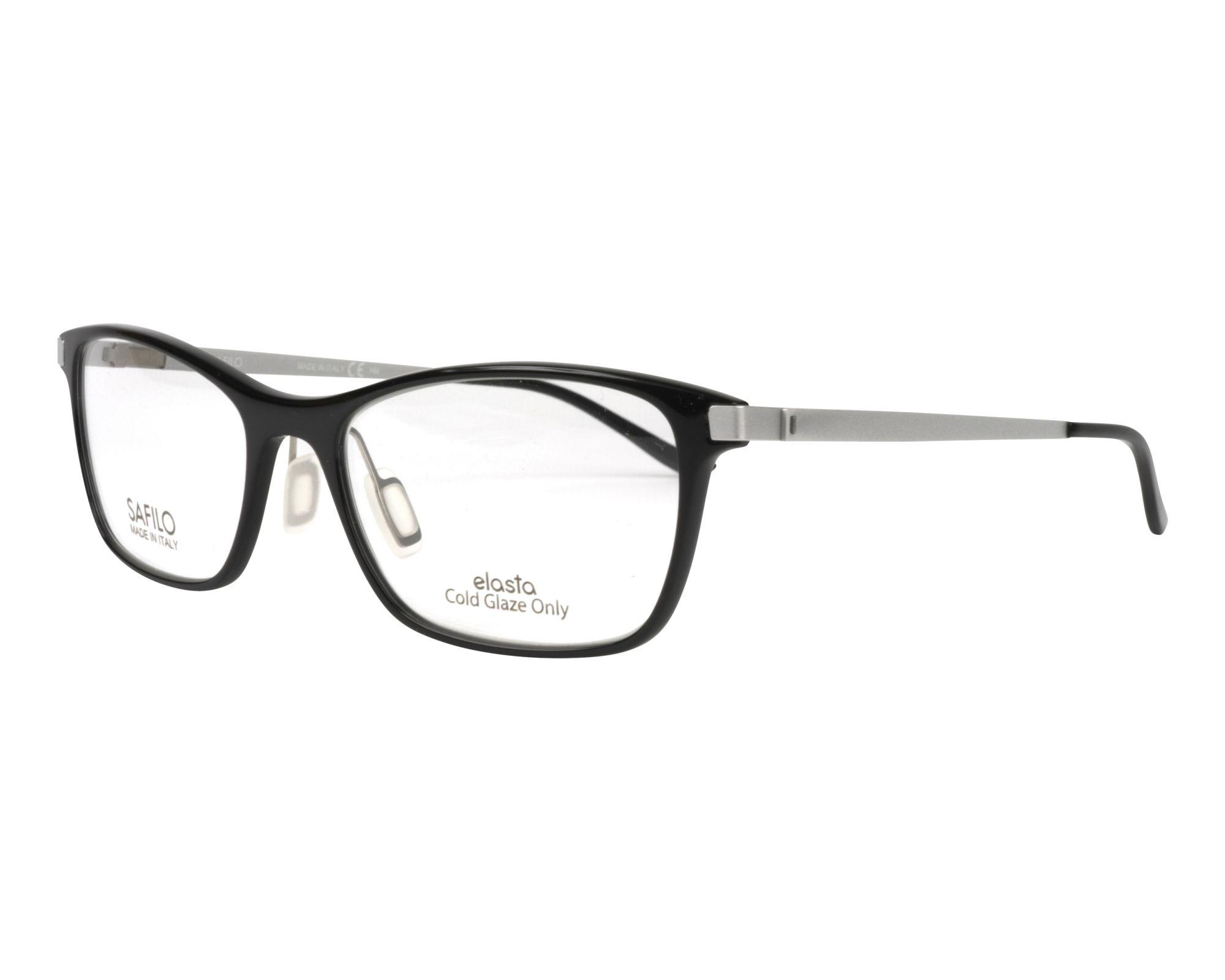 Safilo Eyeglasses Black SA-6052 F3H - Visionet US