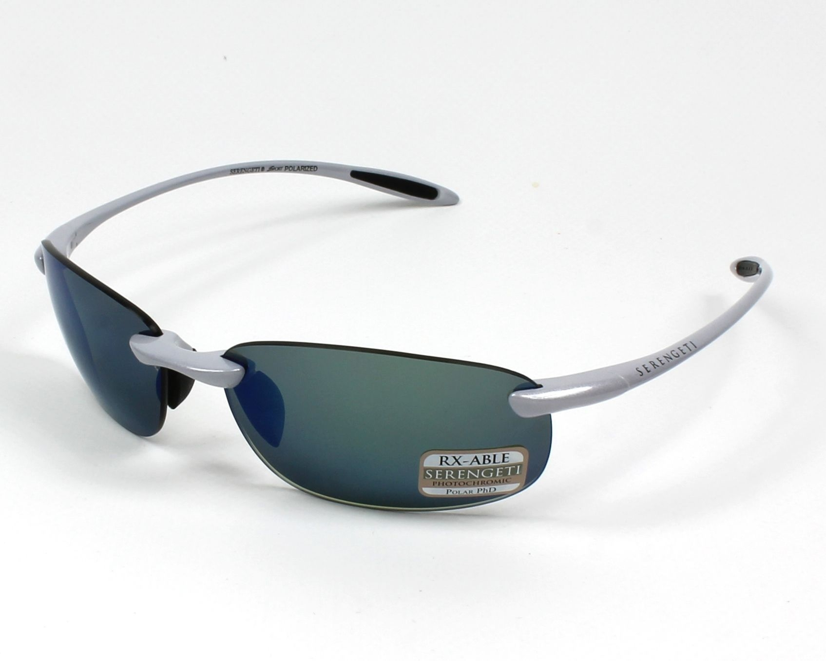 aeafca4ea6 Sunglasses Serengeti NUVOLA 8289 - Blue sky profile view