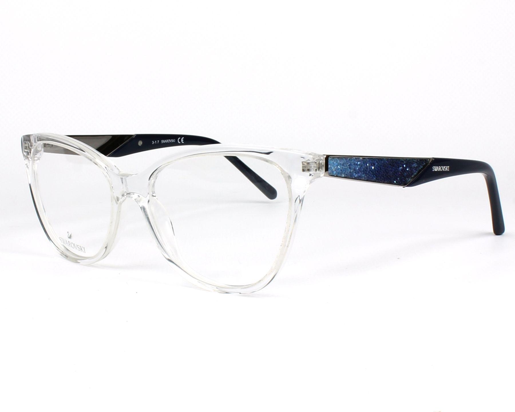Swarovski Eyeglasses SK-5224 026 Crystal | visio-net.com