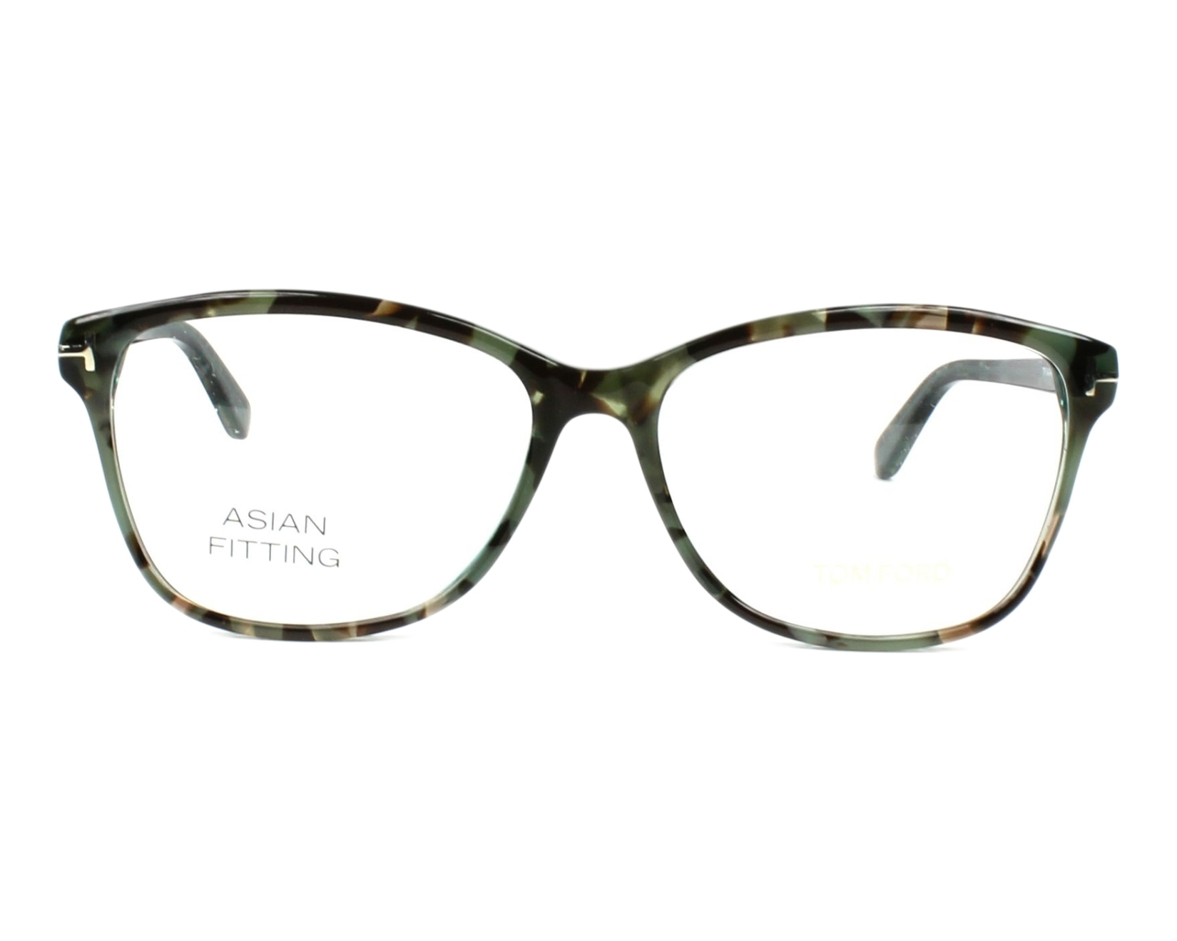 6a7c6948364d2 eyeglasses Tom Ford TF-5404 56A 57-15 Mix front view