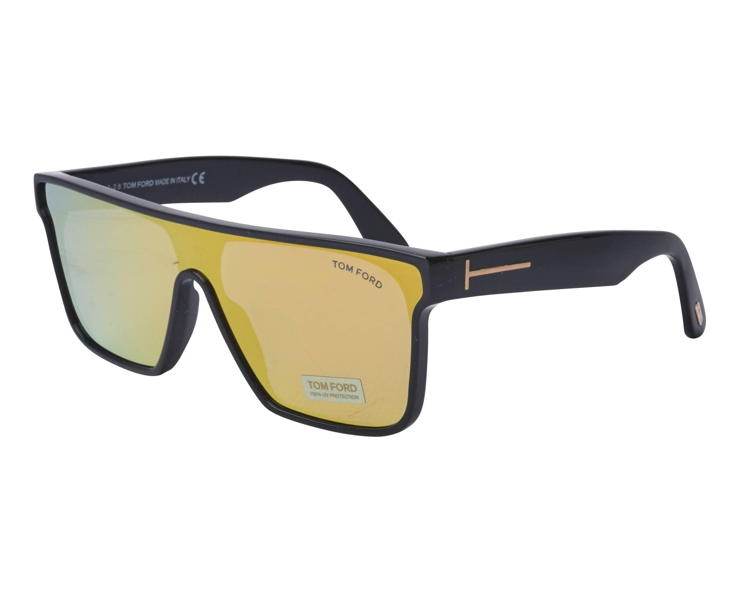 Sunglasses Tom Ford Whyat Tf 709 01g