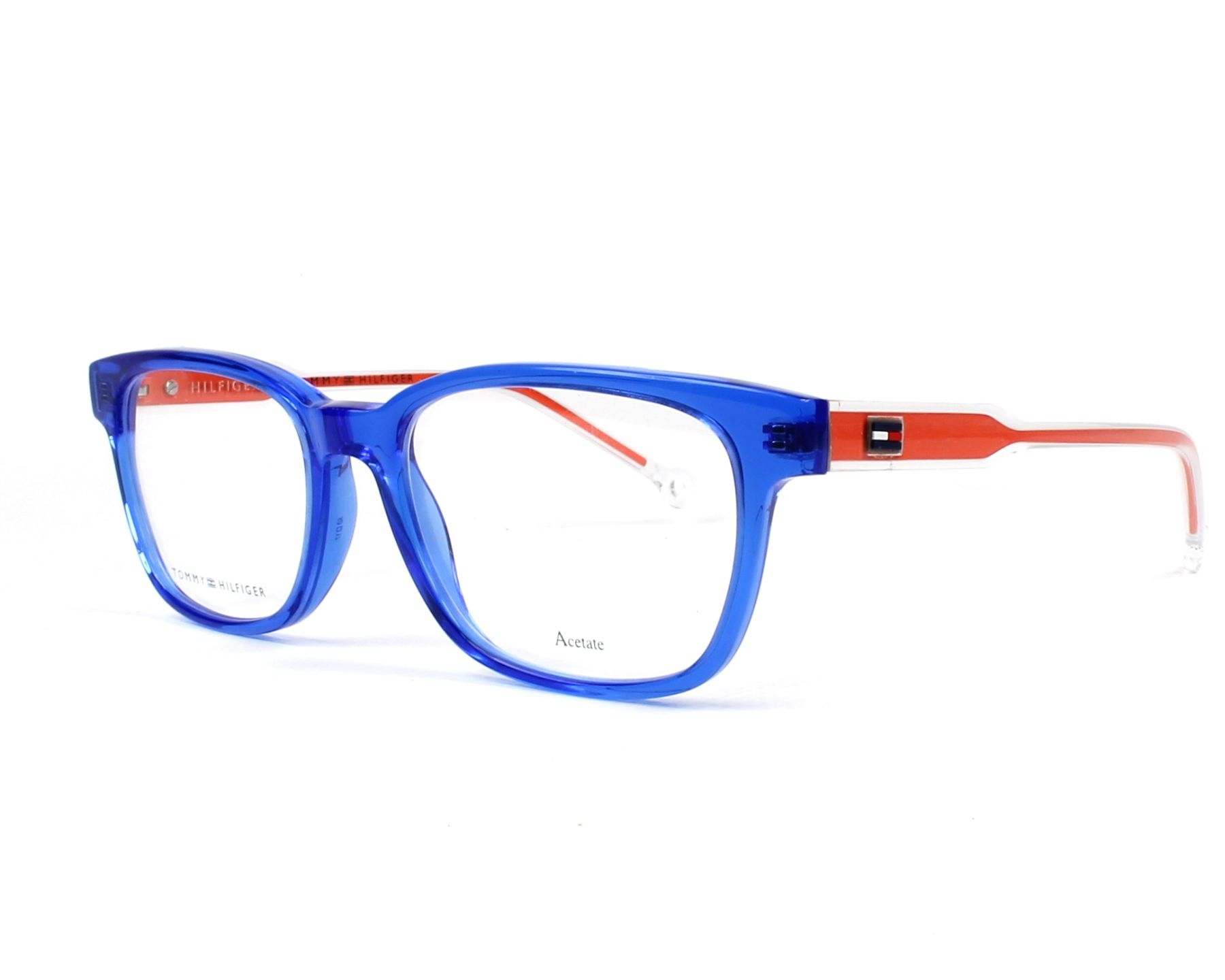 eyeglasses Tommy Hilfiger TH-1427 Y5J - Blue Crystal profile view