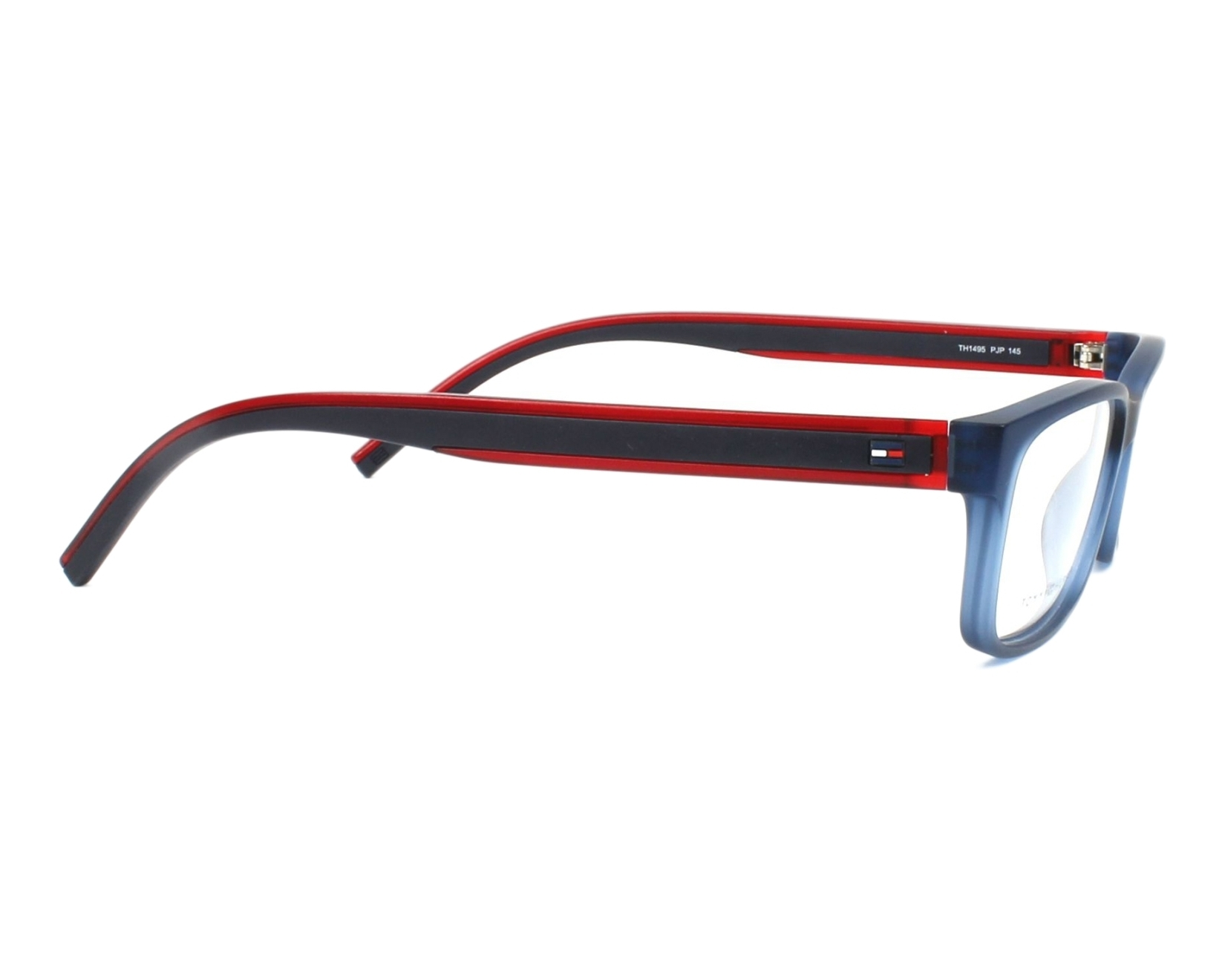 4995ad93462 eyeglasses Tommy Hilfiger TH-1495 PJP 54-16 Blue Blue side view