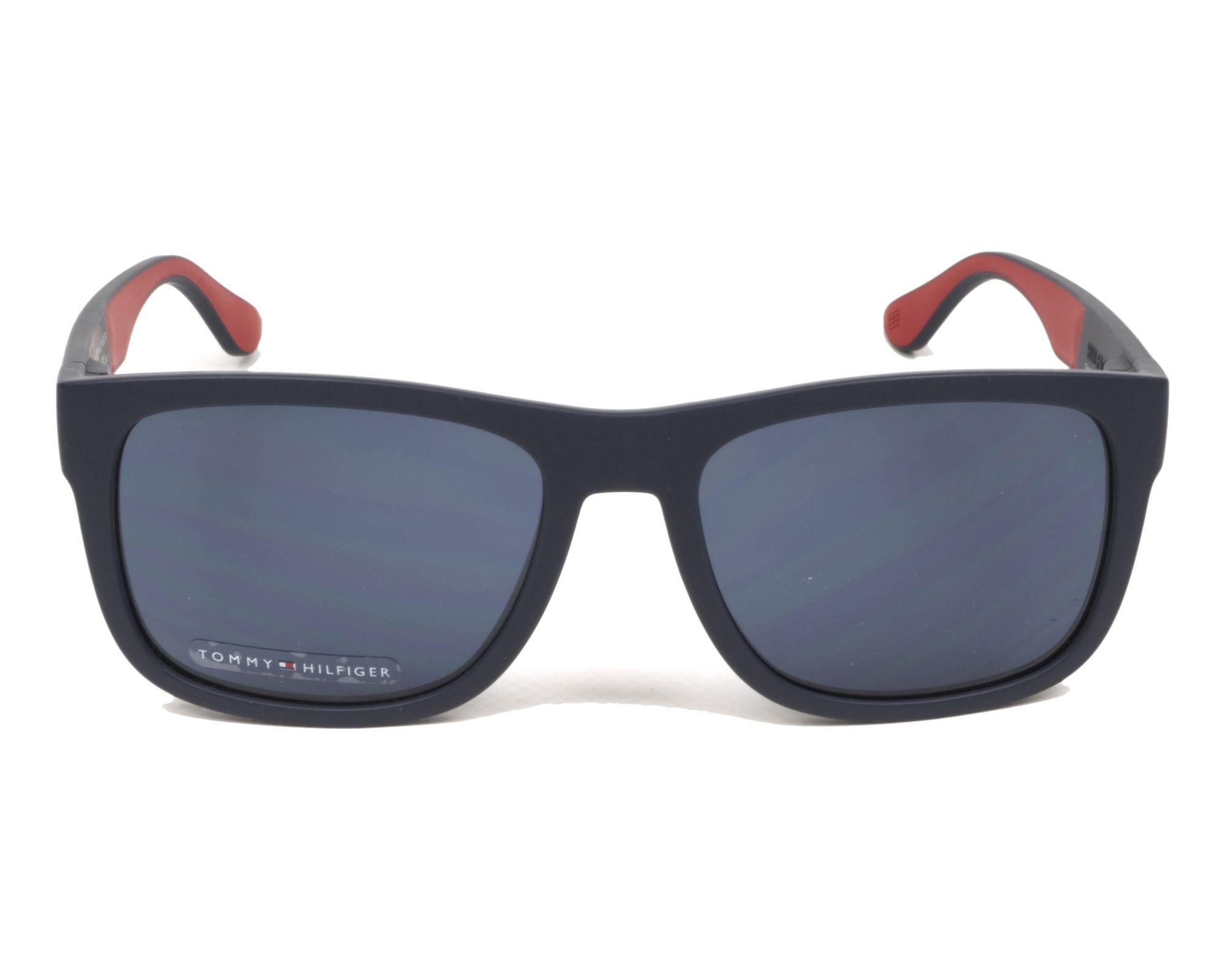 Tommy Hilfiger Sunglasses TH 1556//S 8RU KU Blue Blue 53mm