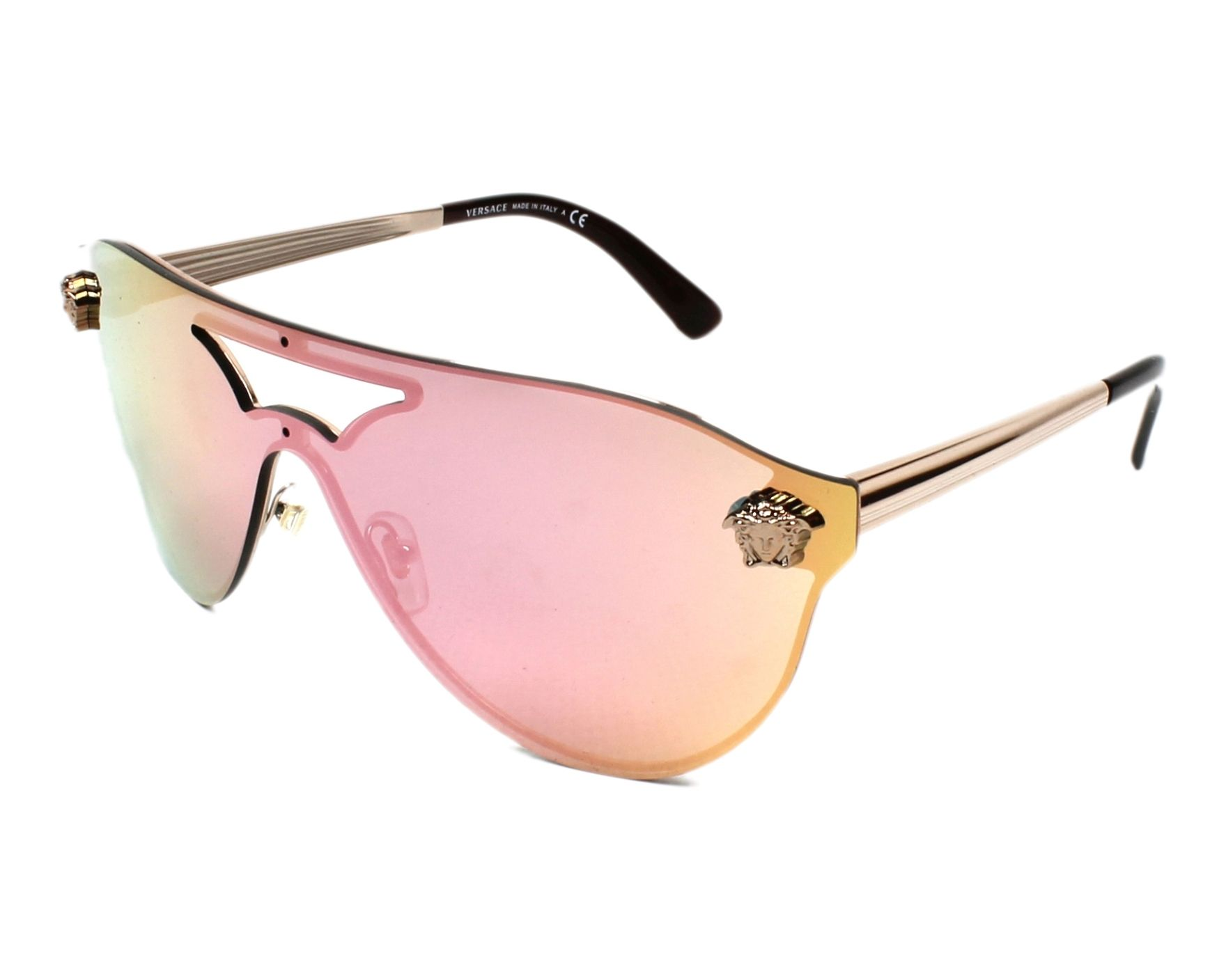 Sunglasses Versace VE-2161 1052/4Z 99- Gold profile view